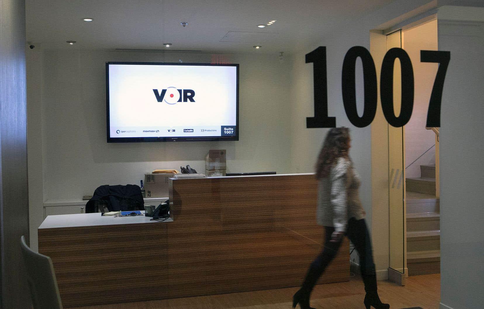 La gratuité, centrale au modèle d'affaires de «Voir», ne changera pas avec la disparition du papier, indique l'entreprise.