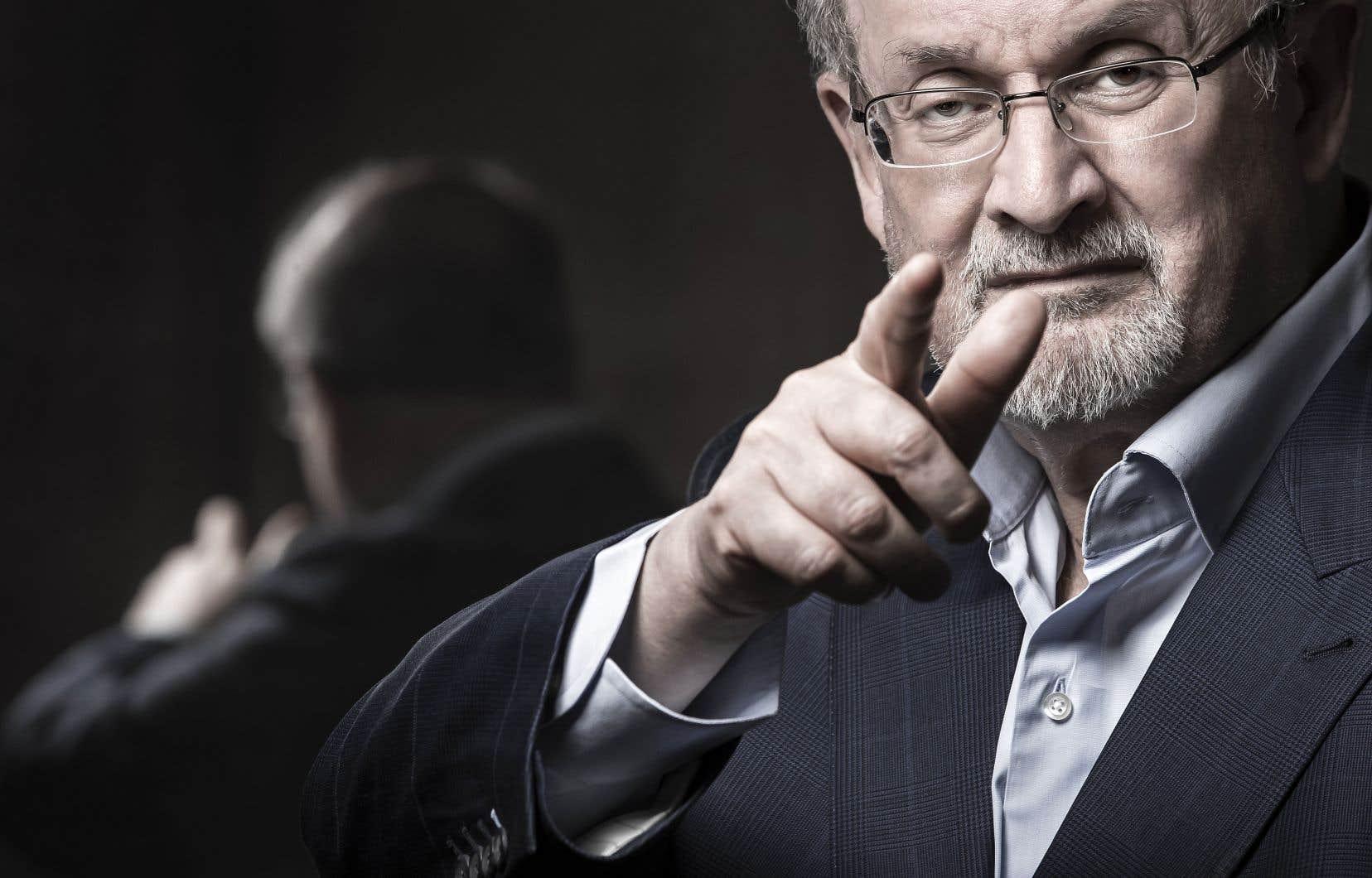 Le romancier Salman Rushdie a pu oser participer à l'ultime saison de la populaire série comique «Curb Your Enthusiasm» de Larry David.