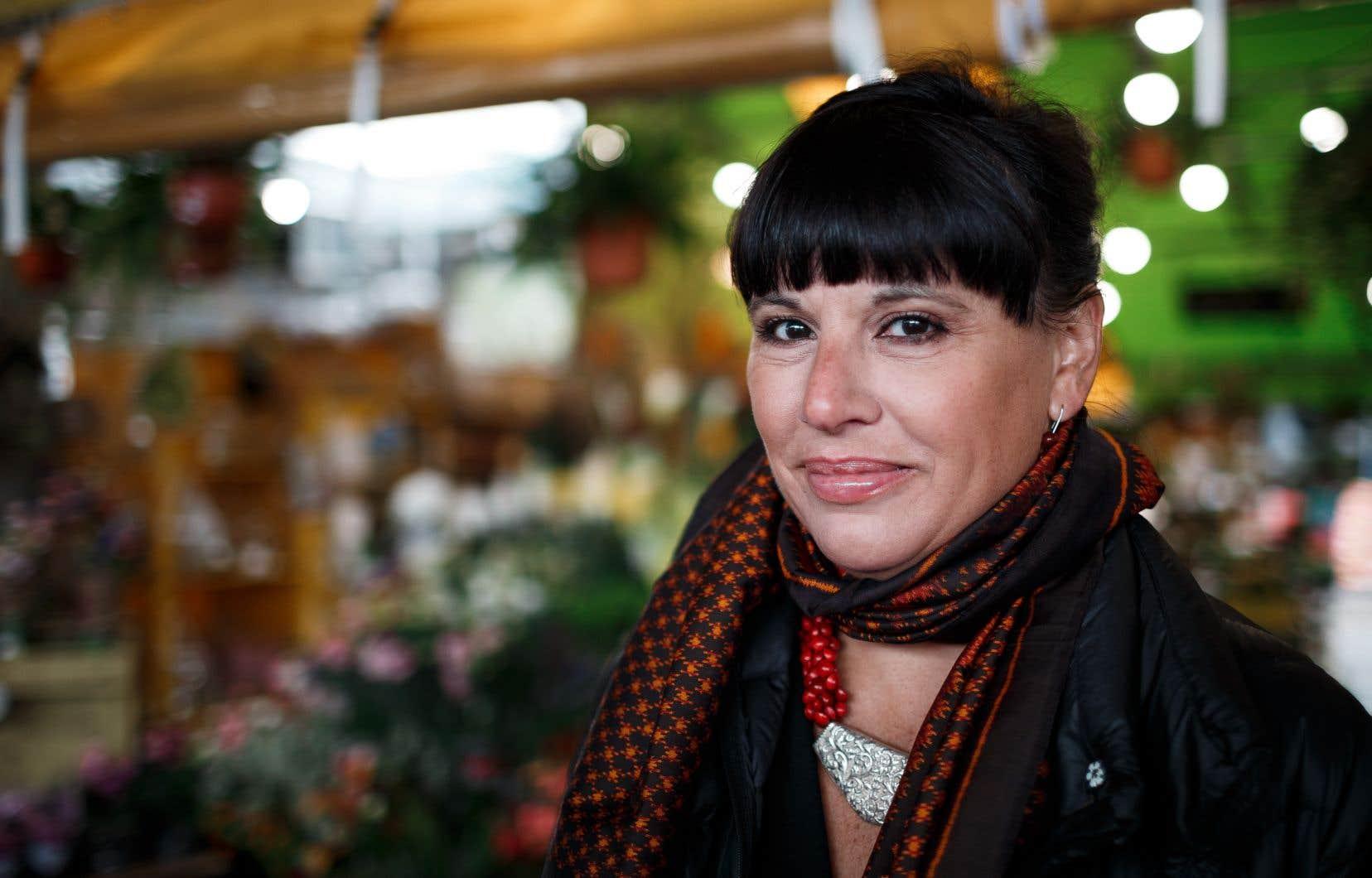 Nathalie Bondil, directrice du Musée des beaux-arts de Montréal, agit en leader auprès de ses collègues de Vancouver, Toronto et Fredericton.