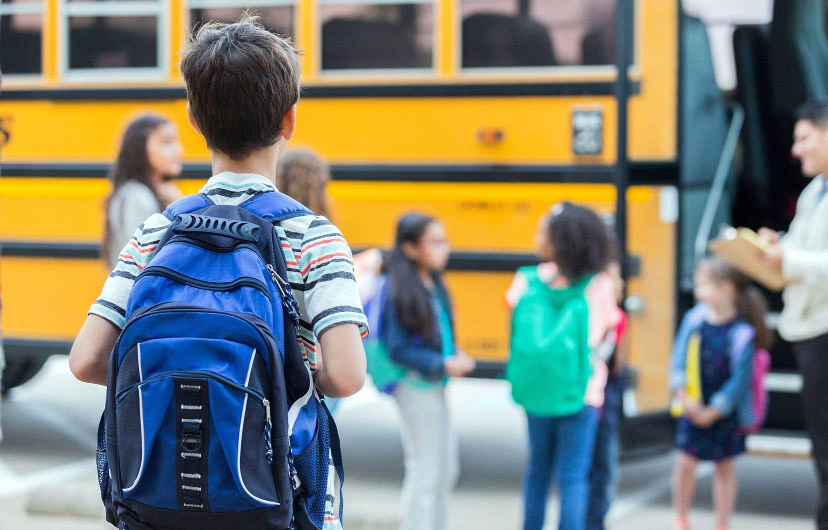 Déposé en décembre, le projet de loi no 3 prévoit «l'instauration d'un taux unique de taxation scolaire applicable à l'ensemble des commissions scolaires» du Québec.