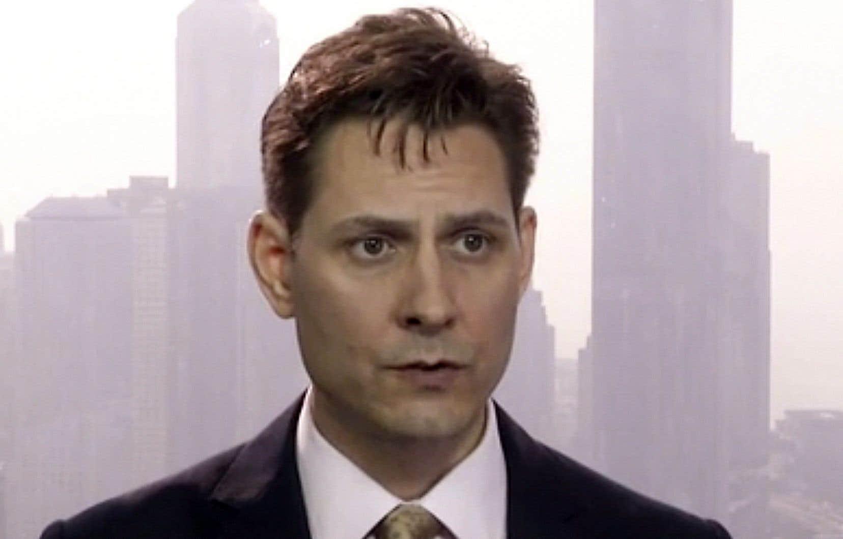 Michael Kovrig est l'un des Canadiens détenus en Chine.