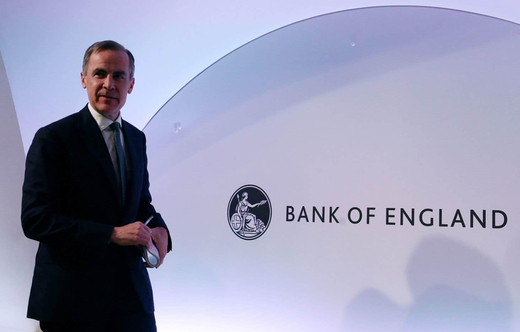 Le gouverneur de Banque d'Angleterre, Mark Carney, a prévenu jeudi que l'économie britannique n'était «pas encore prête» à unesortie sans accord de l'UE, le pire scénario pour les milieux d'affaires.