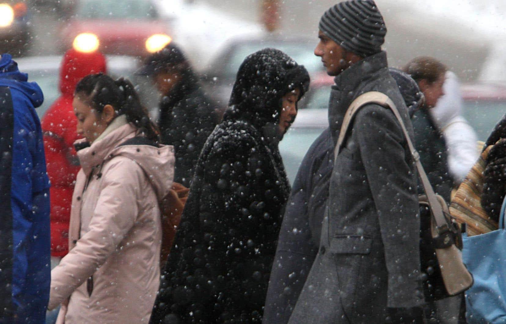 L'arrivée d'immigrants augmente la taille du marché du travail.
