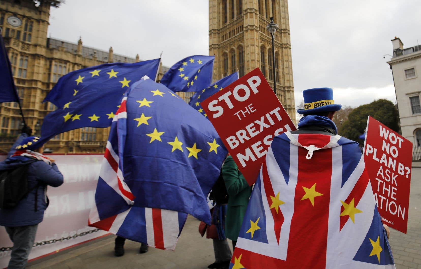 Les Consequences D Un Brexit Sans Accord Le Devoir