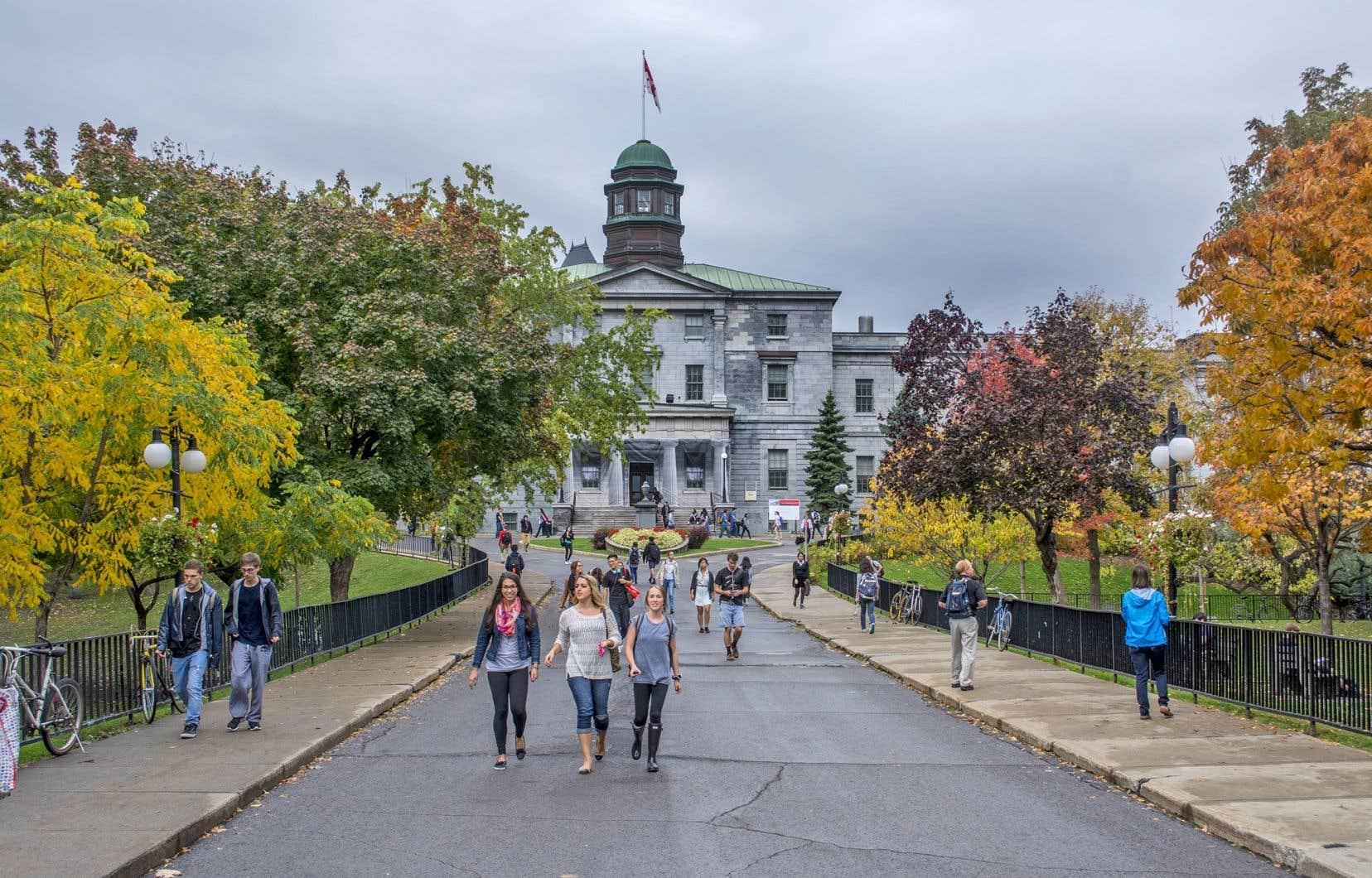 La première cohorte de boursiers McCall MacBain entreprendra son parcours à McGill à l'automne 2021.
