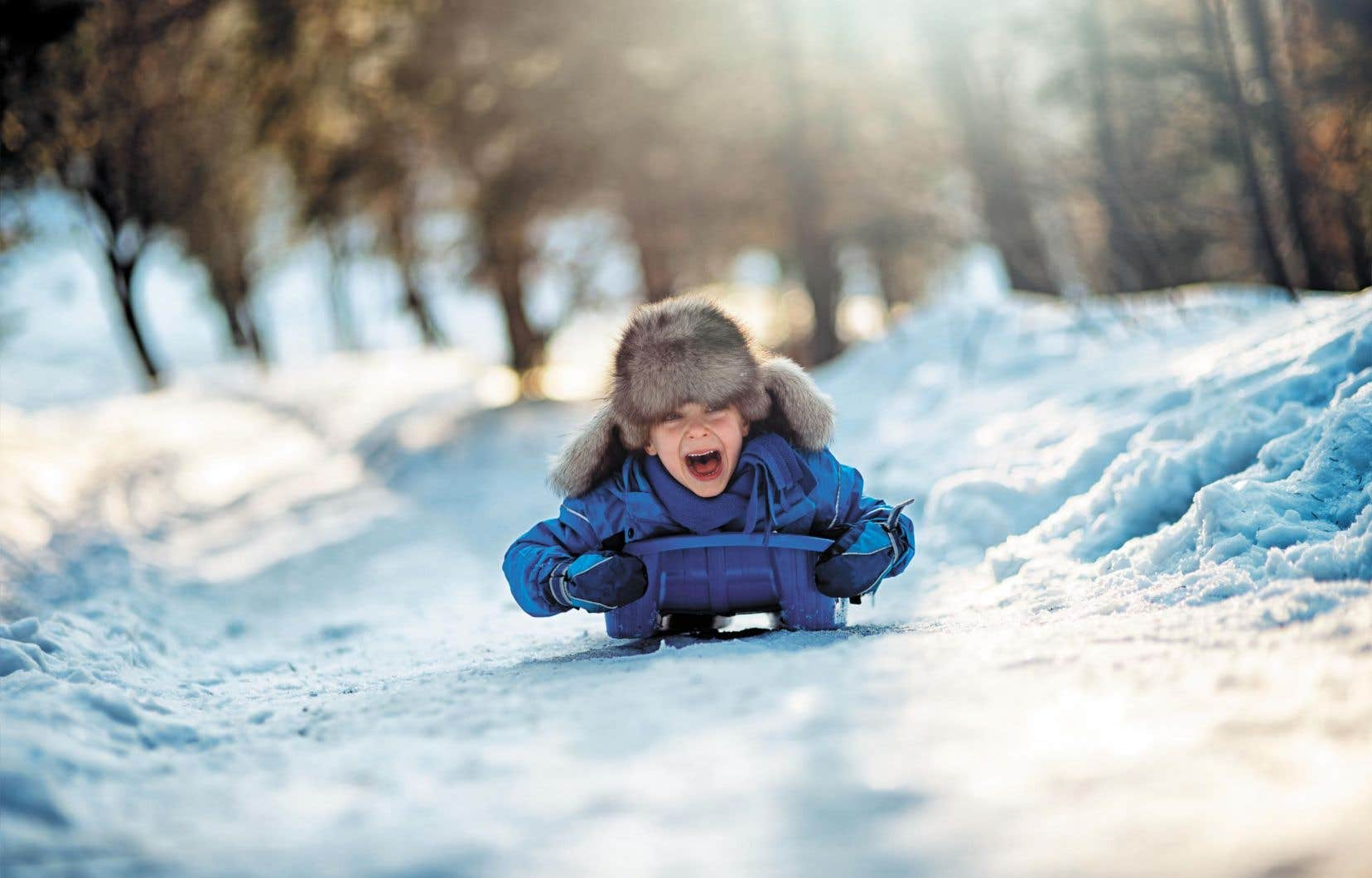 Du 4 au 11mars, c'est le moment parfait pour envoyer les enfants jouer dehors.