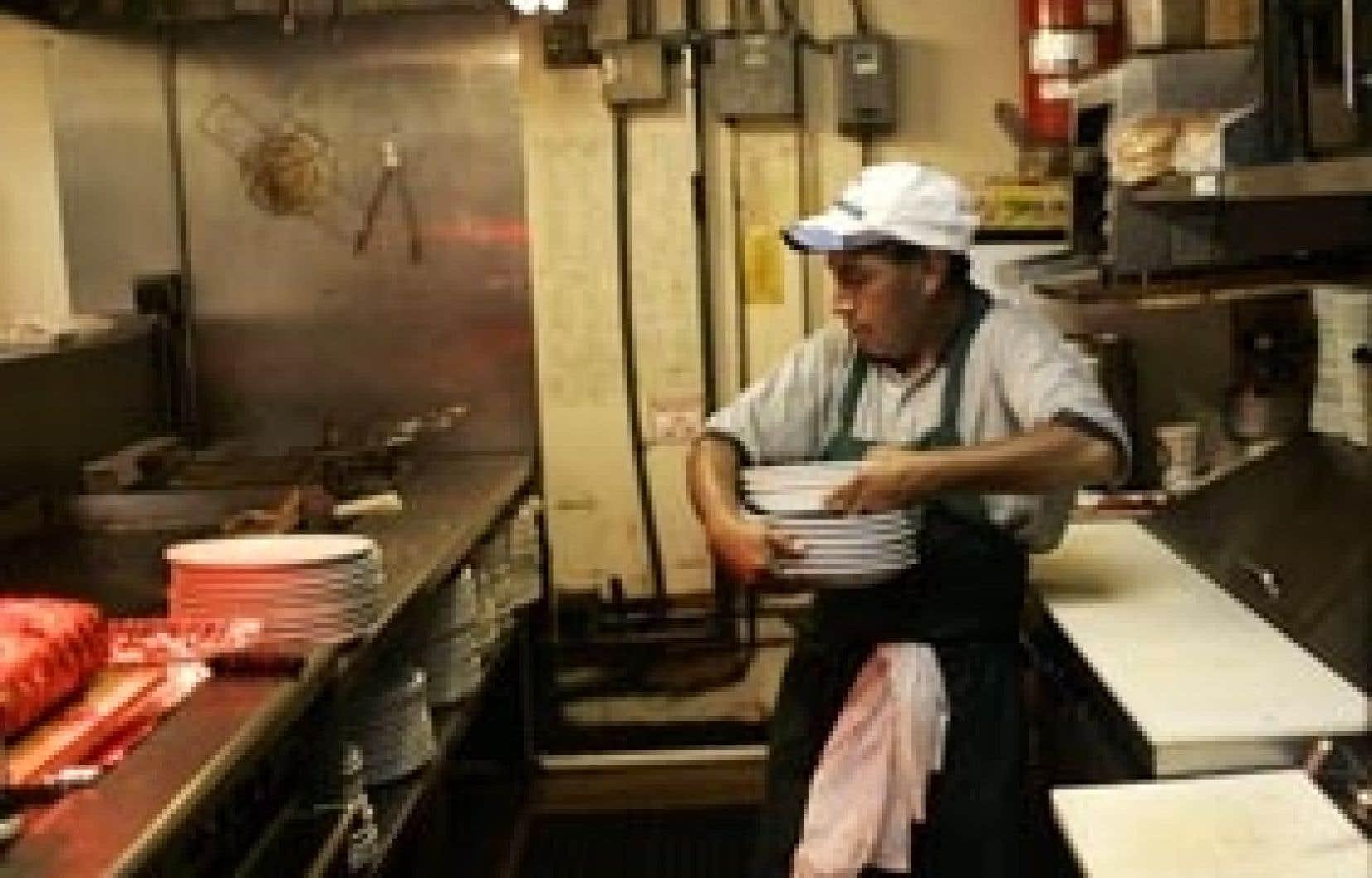 Le travail au noir reste dans l 39 ombre le devoir for Emploi en restauration