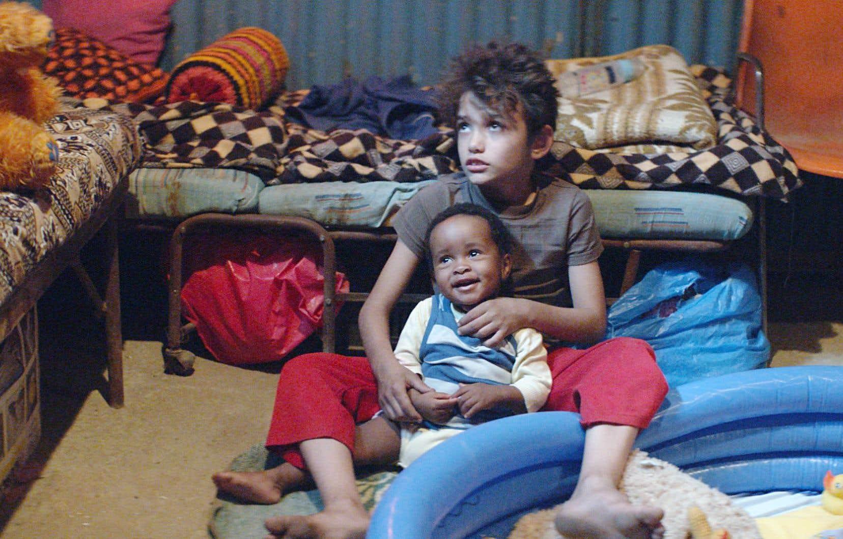 Pilier du film «Capharnaüm», le petit réfugié syrien Zain s'occupe de Yonas, un bébé temporairement abandonné par sa mère. La question de l'enfance maltraitée et qui n'a pas demandé à naître loge au cœur du propos.