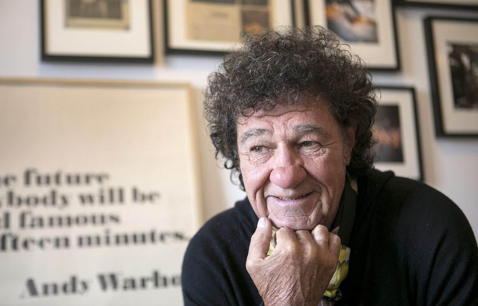 «[Ce disque], c'est moi tel qu'en moi-même, maintenant! Tu ne peux pas écrire ça à 30ans», dit Robert Charlebois.
