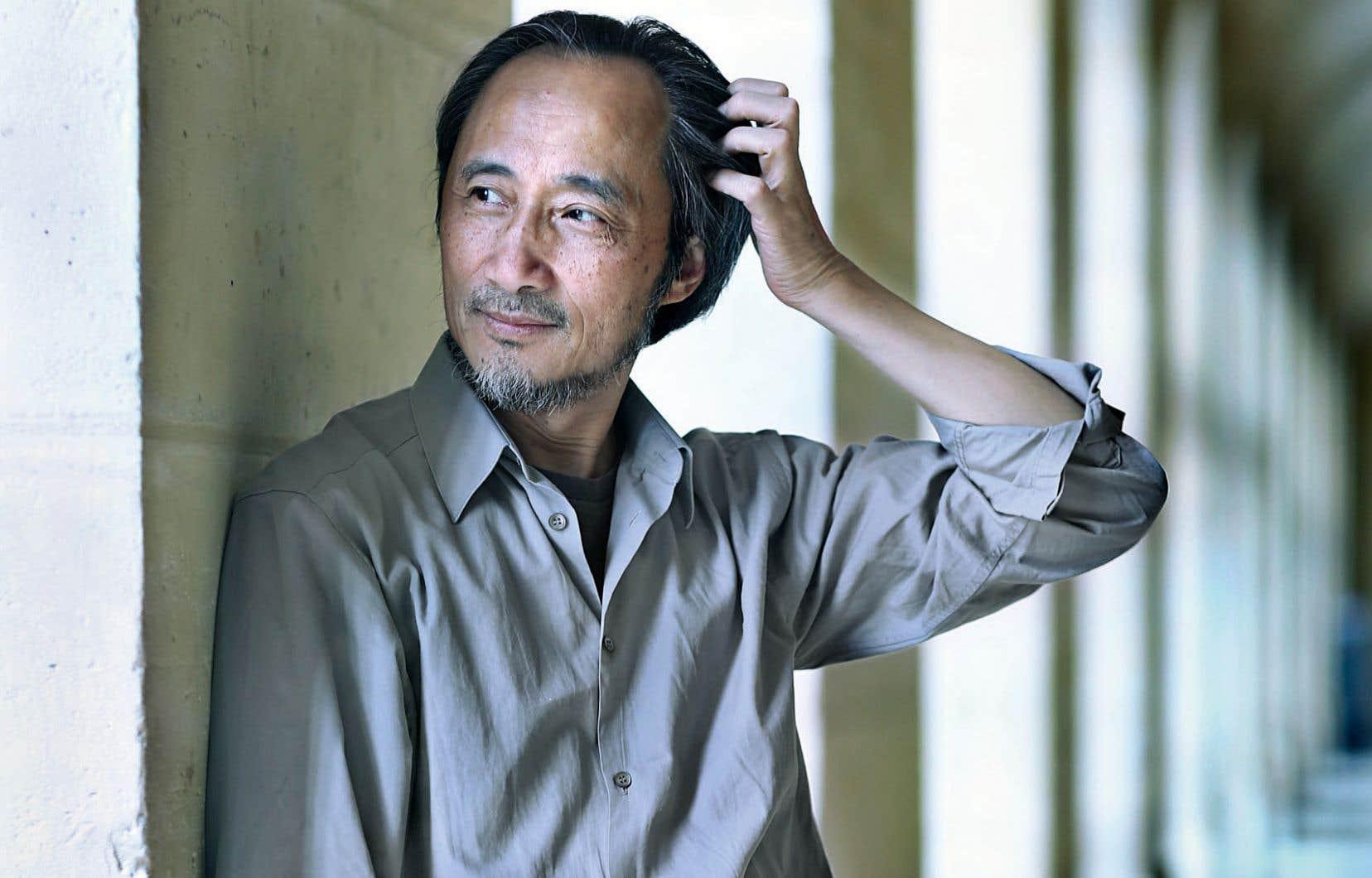 <p>Ma Jian, peintre, reporter, photographe et écrivain chinois, vit en exil à Londres.</p>