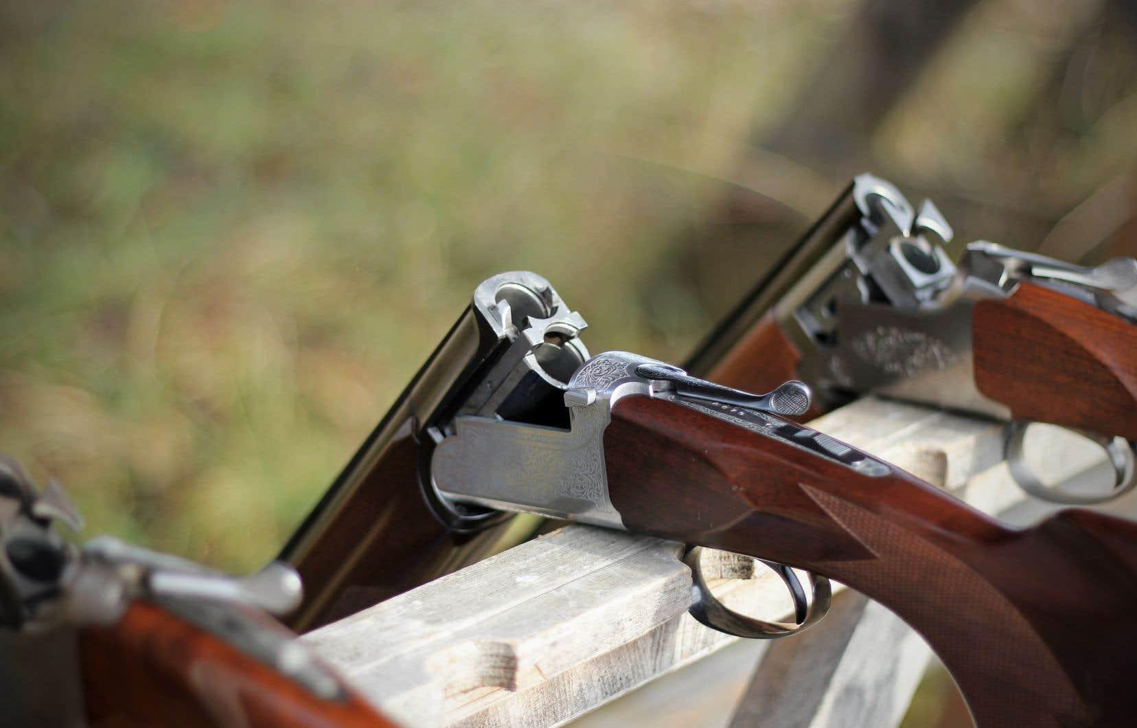 En verrouillant, en entreposant et en enregistrant leurs armes, les propriétaires contribuent à la prévention du suicide.