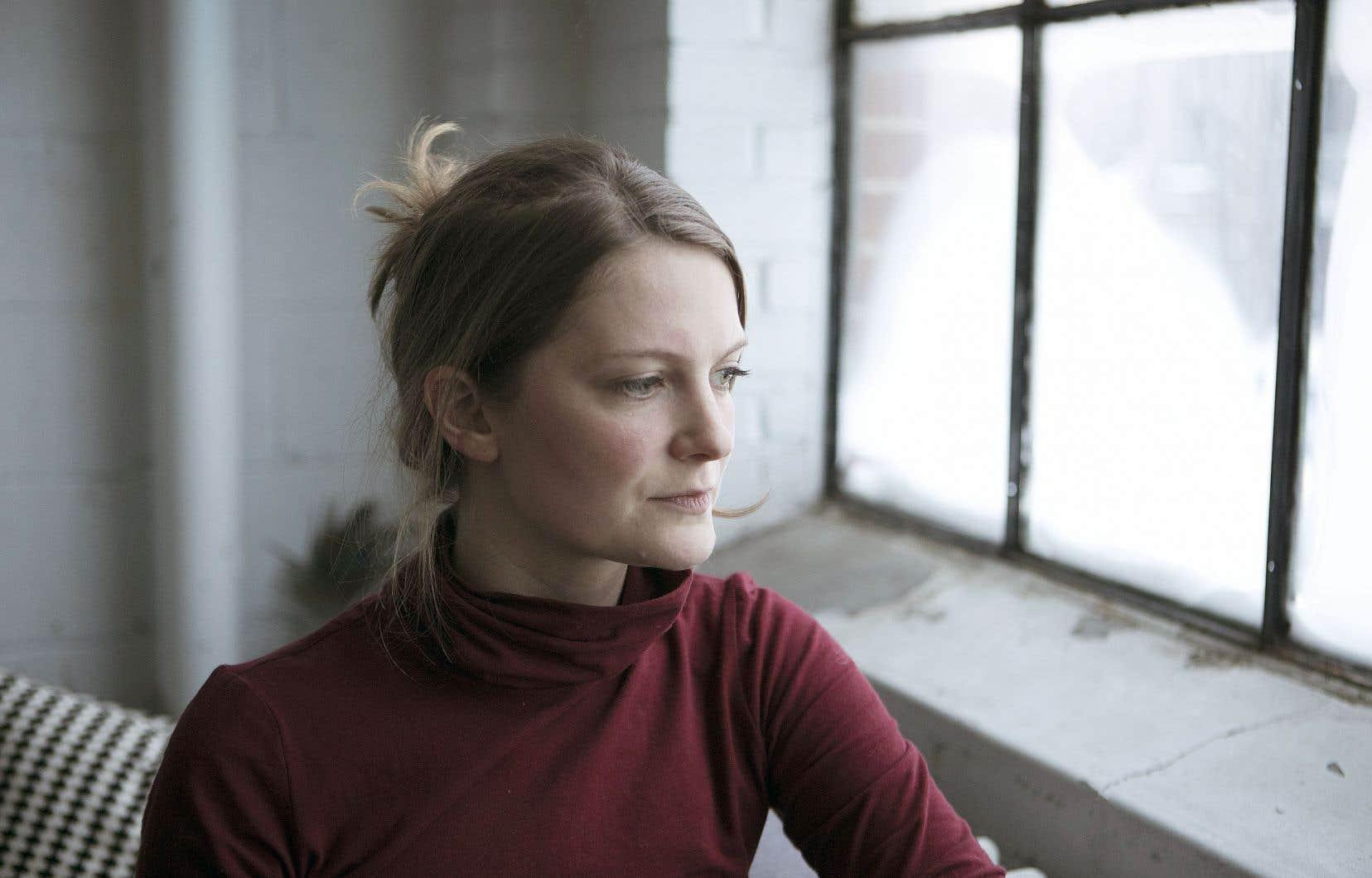 La réalisatrice québécoise Geneviève Dulude-De Celles