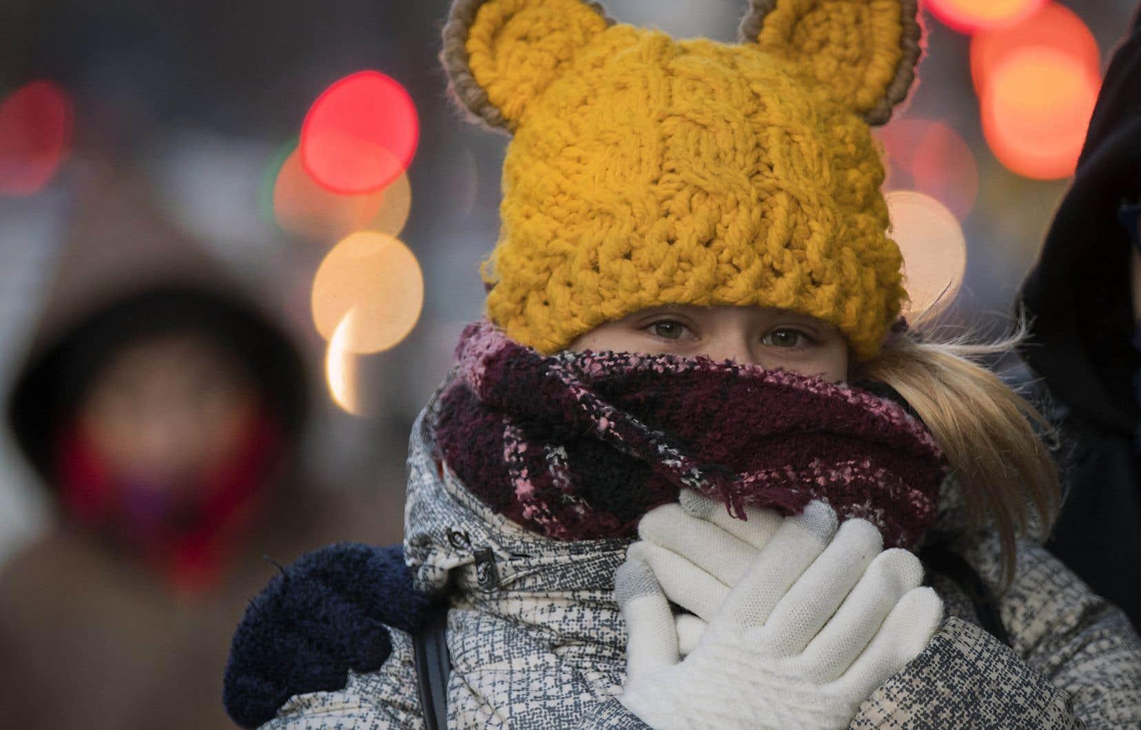 Nombre de personnes perdent la vie ou finissent à l'hôpital chaque année, à la suite d'une vague de froid.