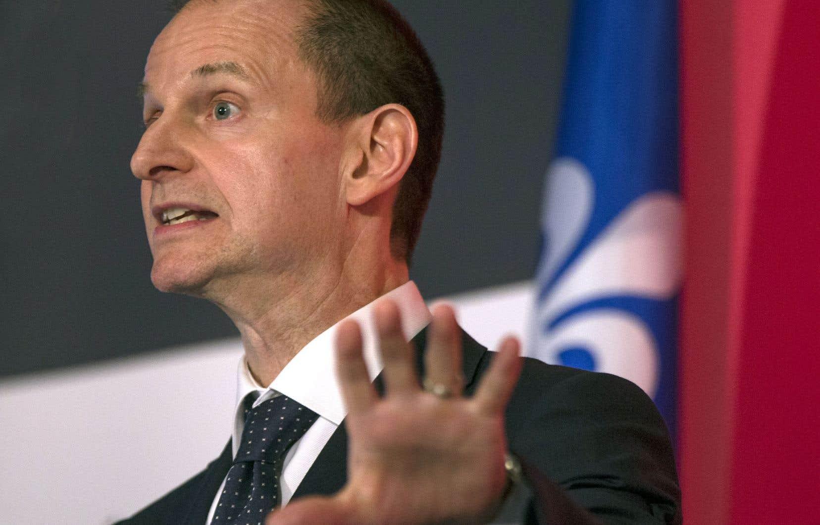 Il y a dix jours, Eric Girard prévoyait encore boucler son exercice budgétaire 2018-2019 avec un surplus de 1,65milliard. Le ministre des Finances est toutefois loin du compte, croit l'Institut du Québec.