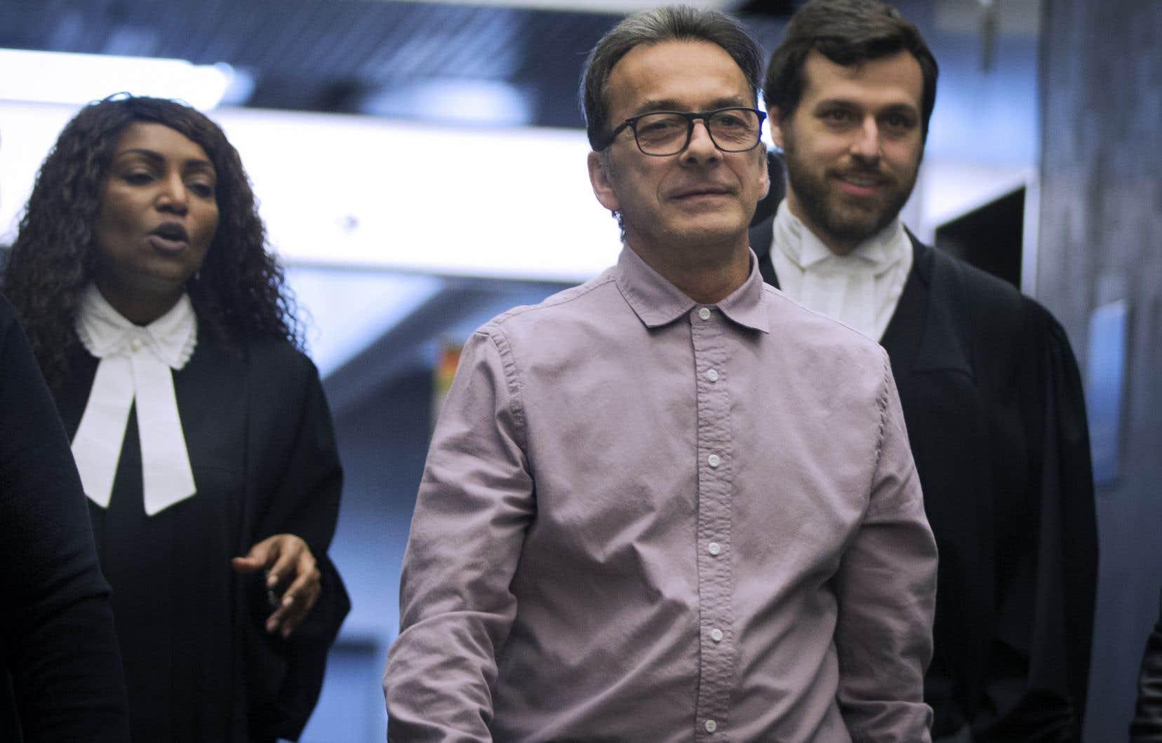 La défense a soutenu que Michel Cadotte ne pouvait avoir l'intention spécifique de commettre un meurtre au deuxième degré le 20 février 2017.