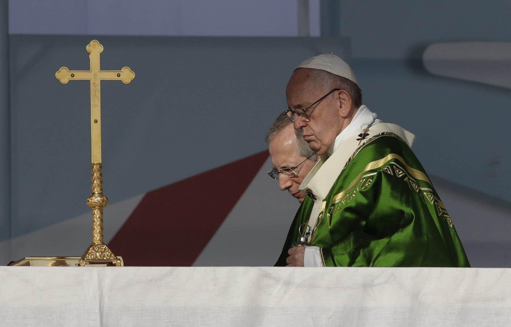 Le tout premier sommet du Vatican sur les agressions commises par des prêtres est conçu comme une «catéchèse», a indiqué le pape François.