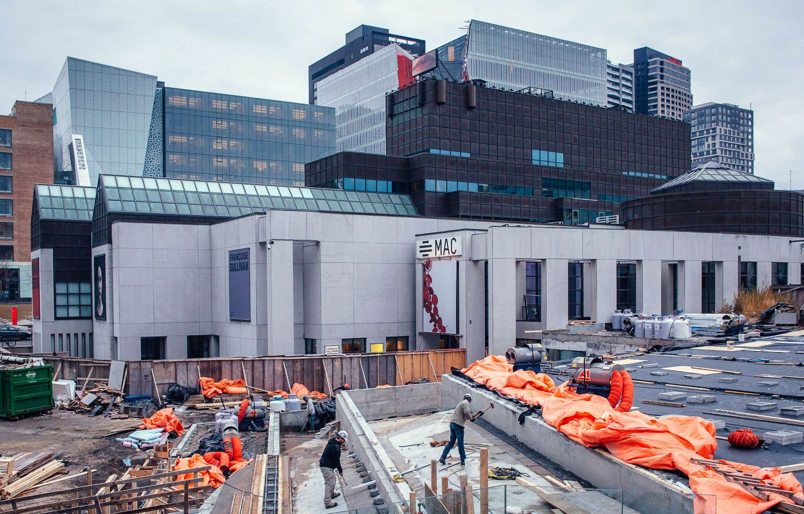 Le calendrier des étapes demeure pour le moment nébuleux, l'architecte Gilles Saucier admettant même ne pas «avoir reçu des délais précis» pour livrer ses plans.
