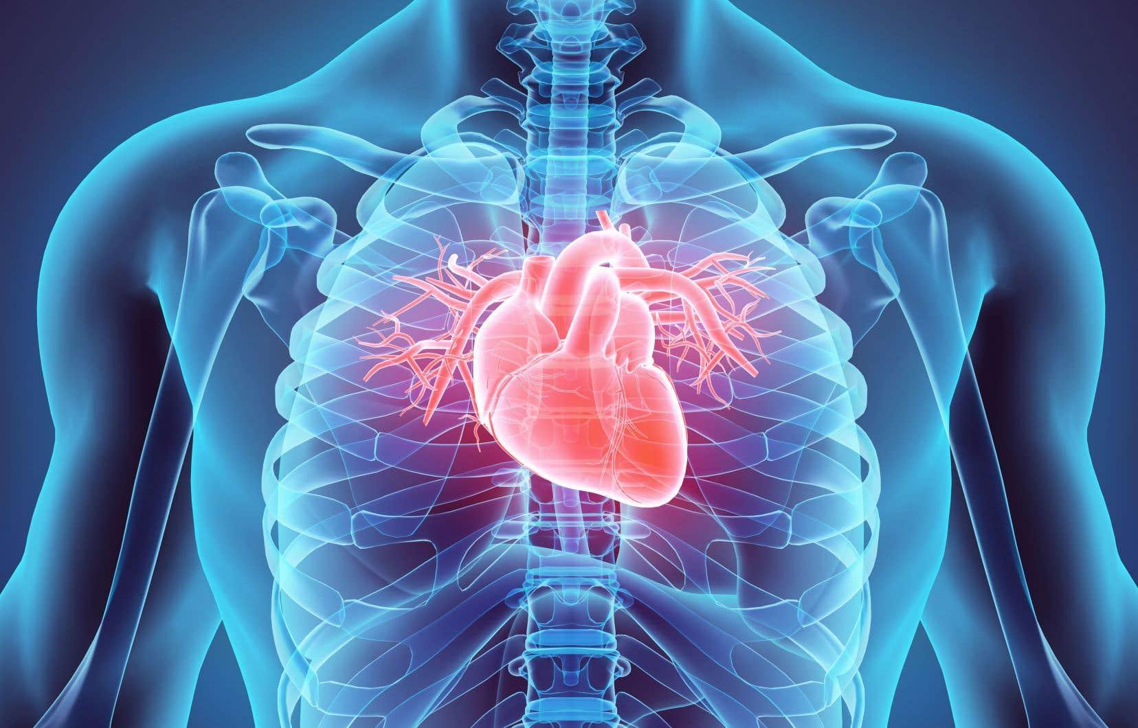 Neuf Canadiens sur dix vivent avec au moins un facteur de risque de maladies cardiovasculaires.