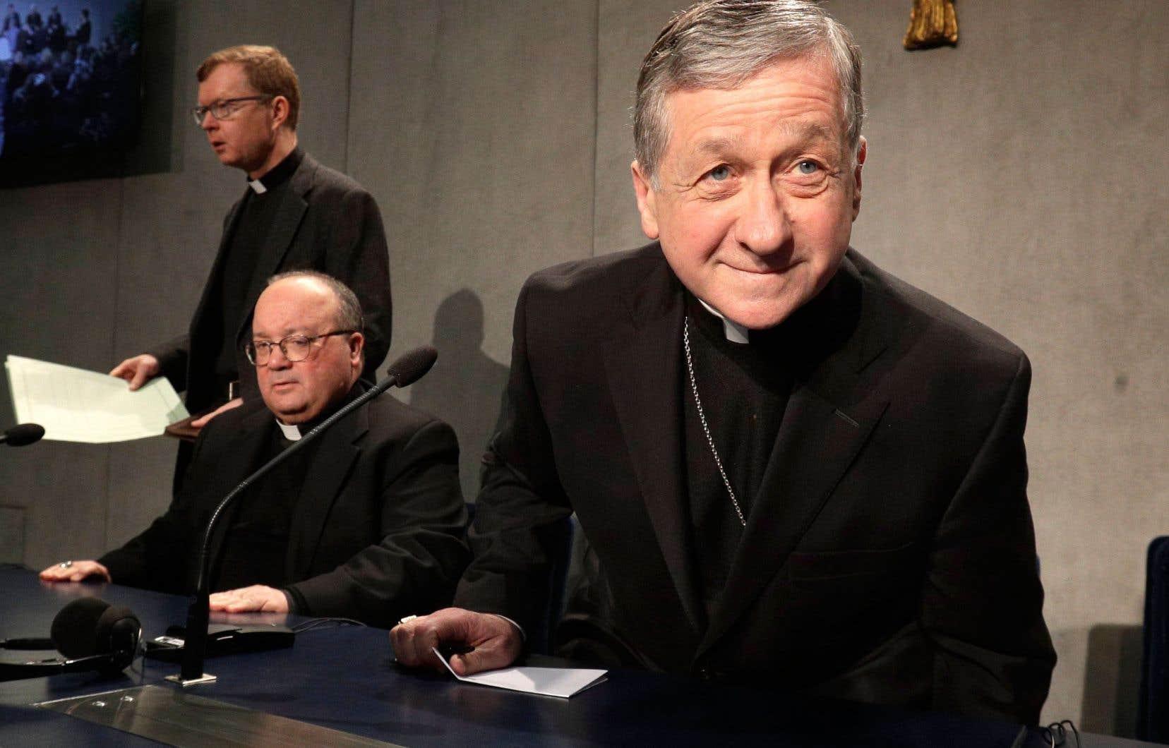 À la deuxième journée du sommet sur la protection des mineurs, vendredi au Vatican, le cardinal Blase Cupich a expliqué qu'il souhaitait mettre un terme à la crise actuelle avec de nouvelles procédures «à la fois enracinées dans les traditions et les structures de l'Église».