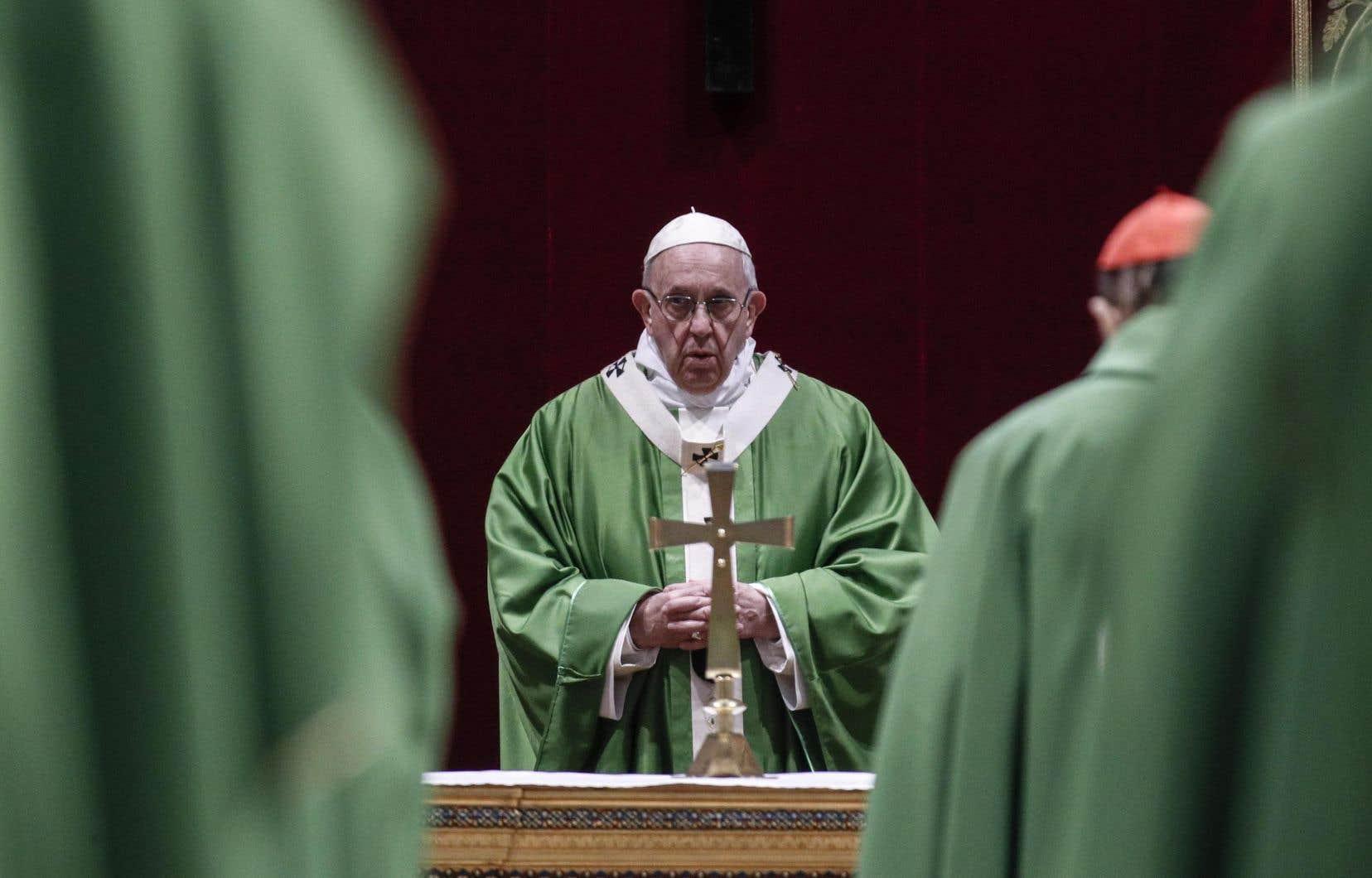 Le souverain pontife argentin a beaucoup insisté sur les dérives de certains membres du clergé «devenant un instrument de Satan».