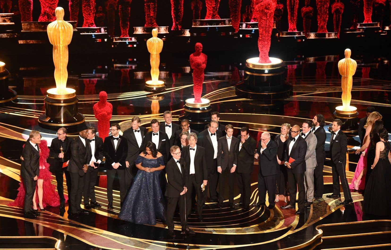 «Green Book»de Peter Farrelly a été sacré meilleur film lors de la 91e cérémonie des Oscars.