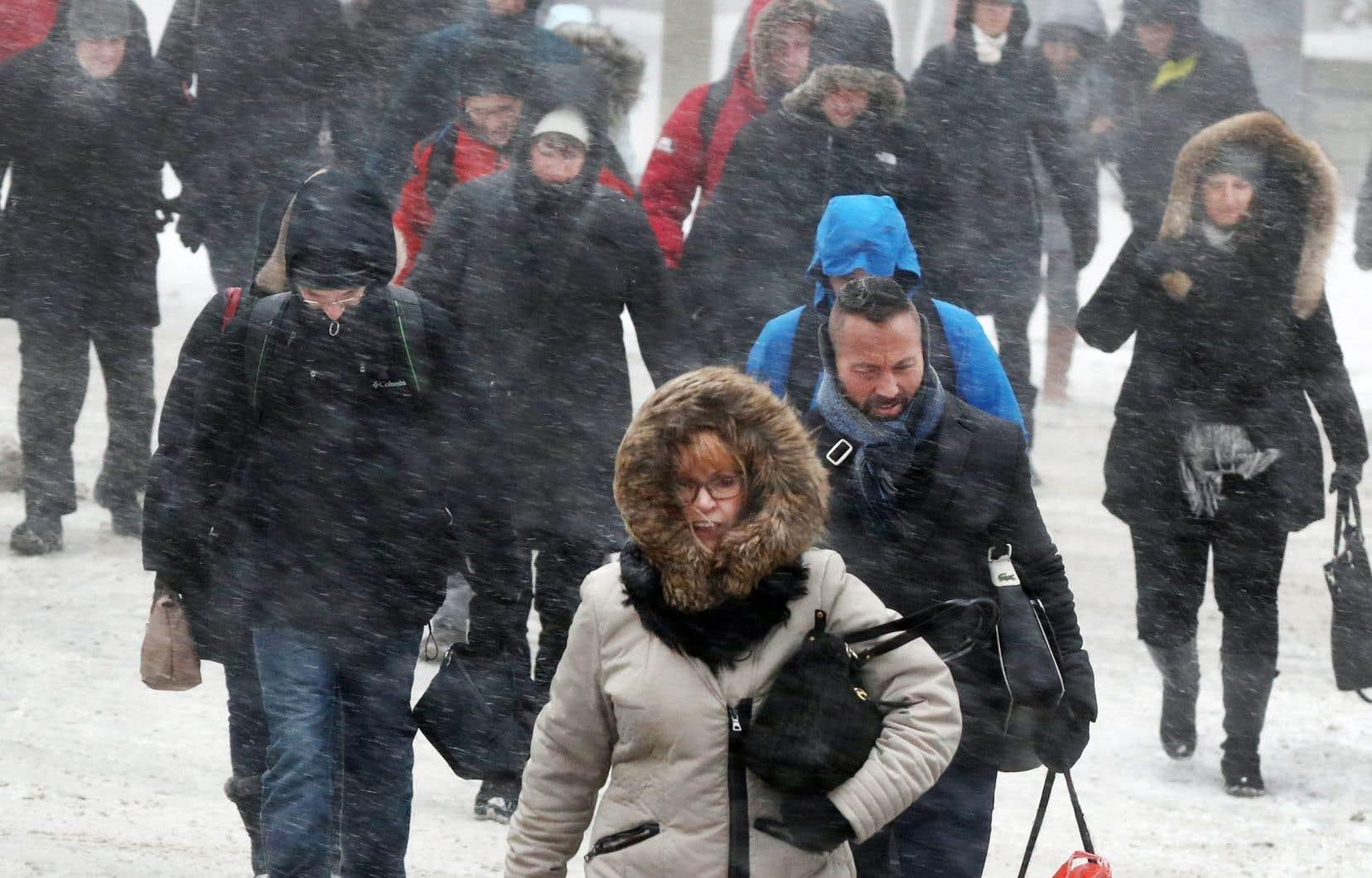 L'injonction de la Cour supérieure du Québec est valide jusqu'au 7 mars prochain.