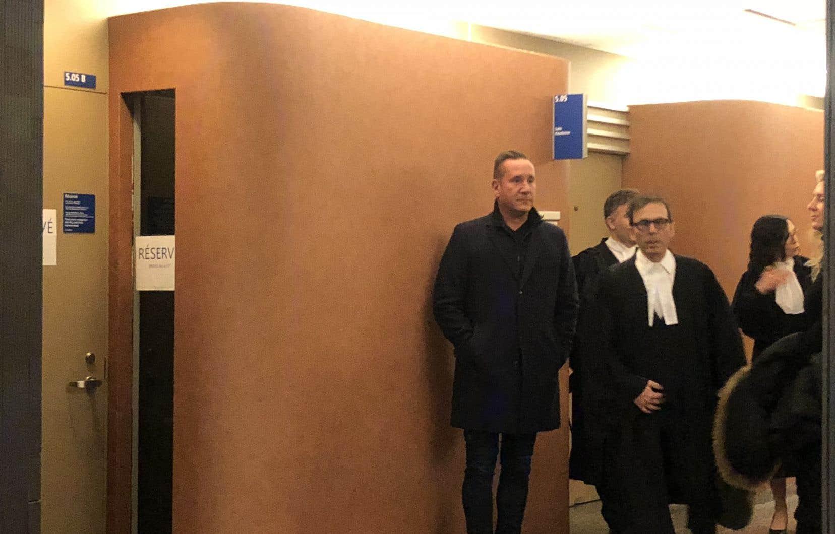 MeAddario a fait valoir que les autorités policières n'avaient aucun motif raisonnable de croire que Leonardo Rizzuto baignait dans un réseau de trafic de drogue.