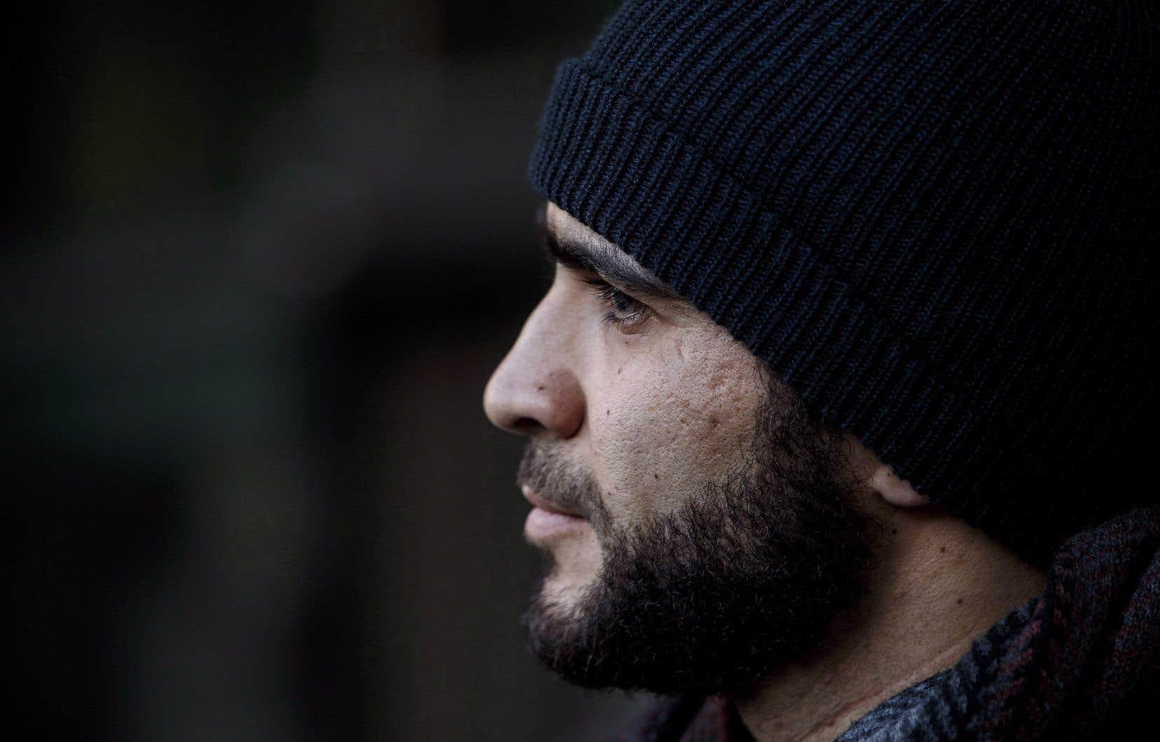 Omar Khadrétait accusé d'avoir lancé la grenade qui a tué le soldat américain Christopher Speer en 2001.
