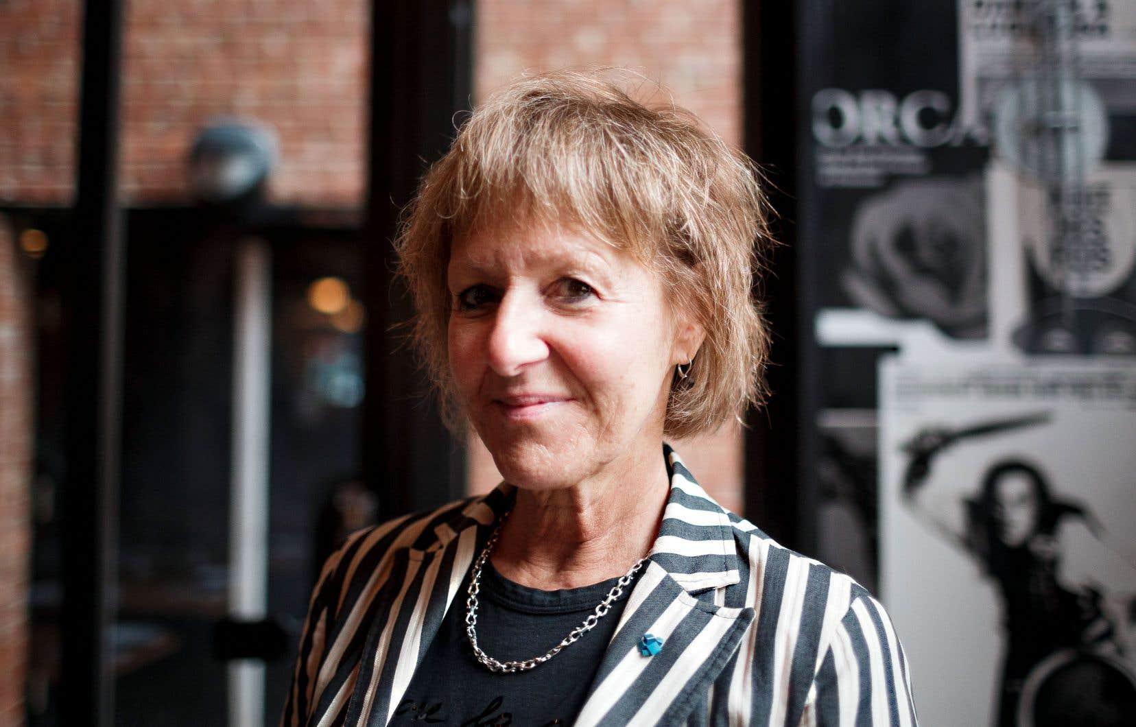 Lorraine Pintal, directrice artistique du Théâtre du Nouveau Monde