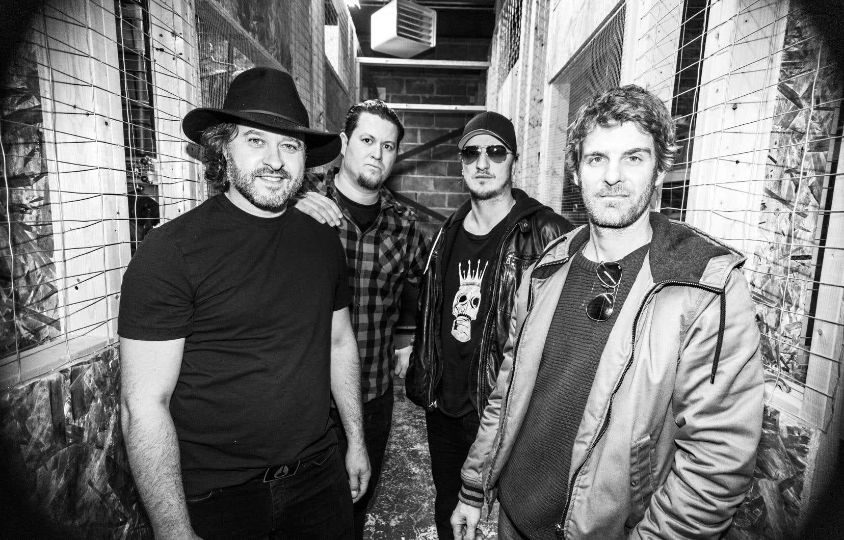 Les Dales Hawerchuck célébreront l'offensive de leurs deux premiers albums à l'Esco le 7 mars.