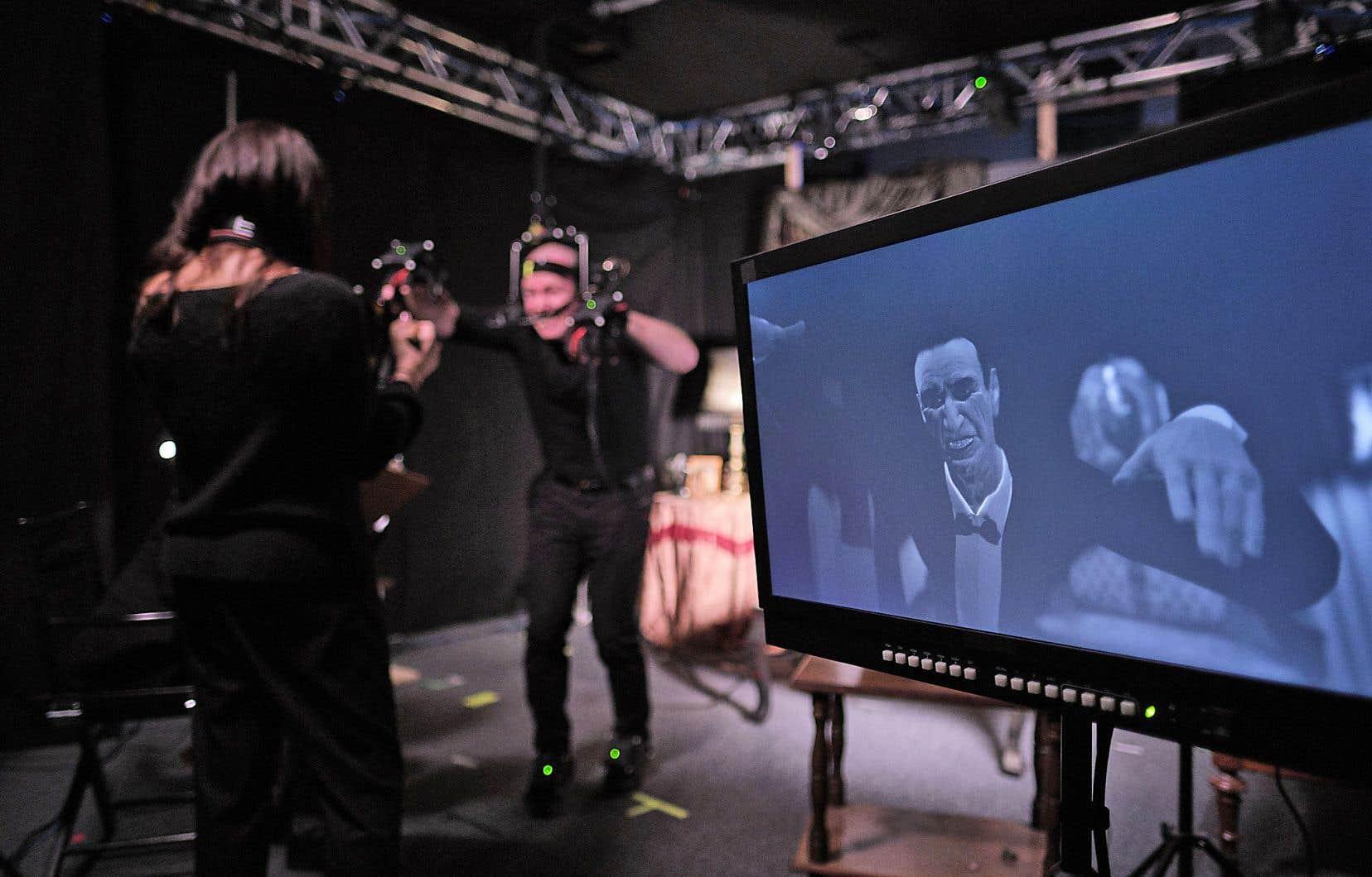 Les participants sont invités à s'équiper d'un casque et d'un sac pour plonger directement dans le film.
