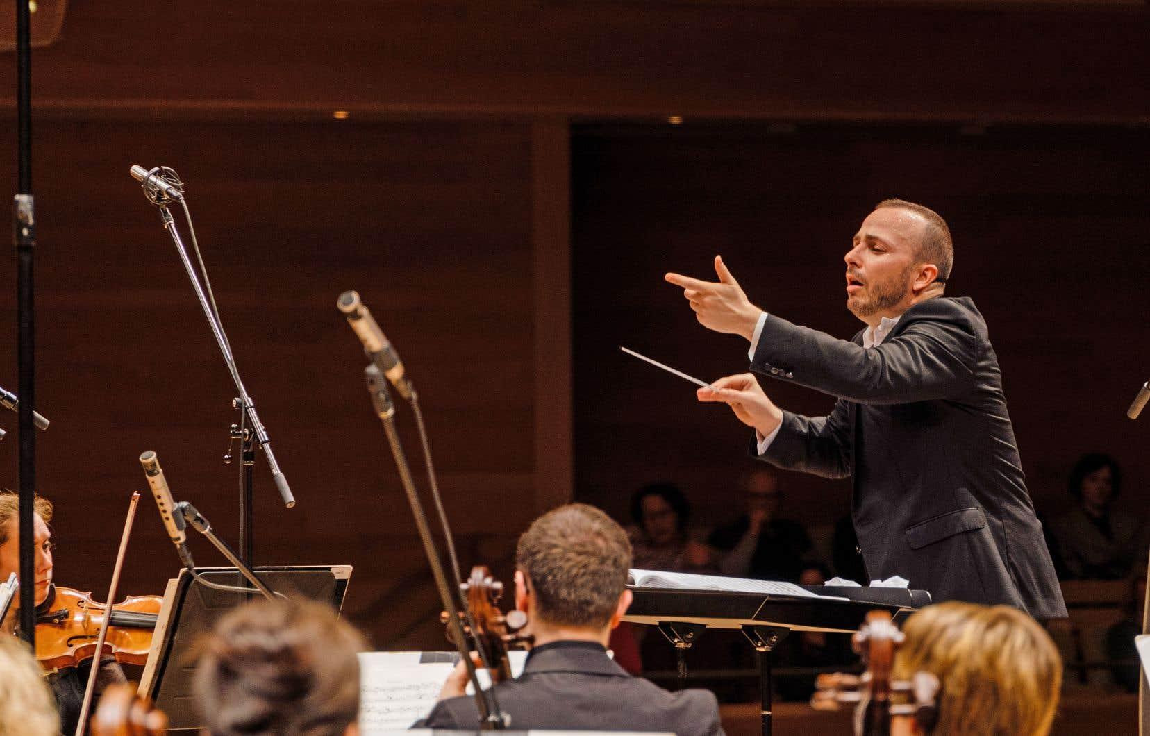 Seul Yannick Nézet-Séguin, probablement, avait dans sa tête l'orgie sonore que pouvait produire cette partition dans cette salle avec de tels solistes.