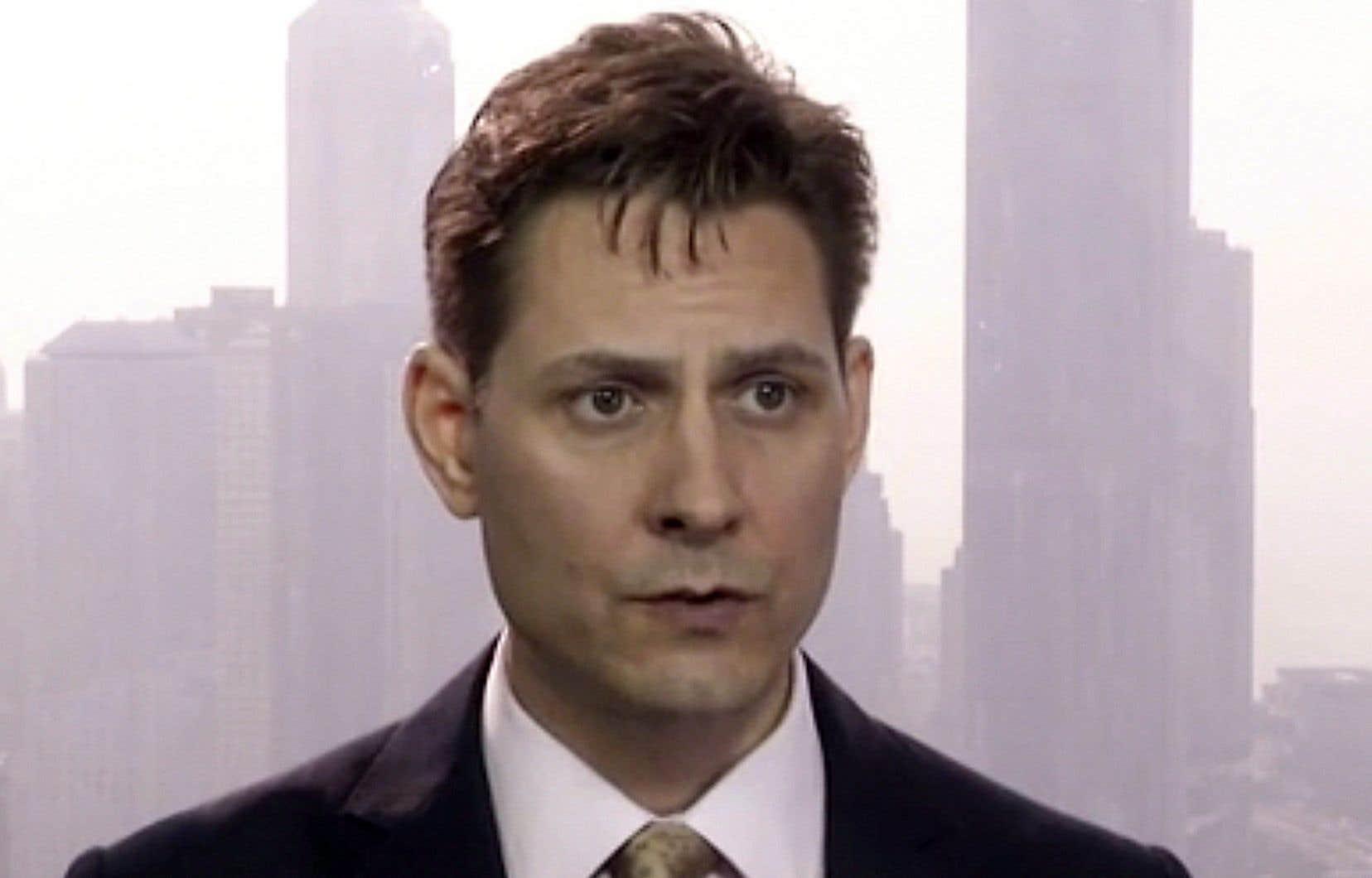 L'ex-diplomate canadien Michael Kovrig