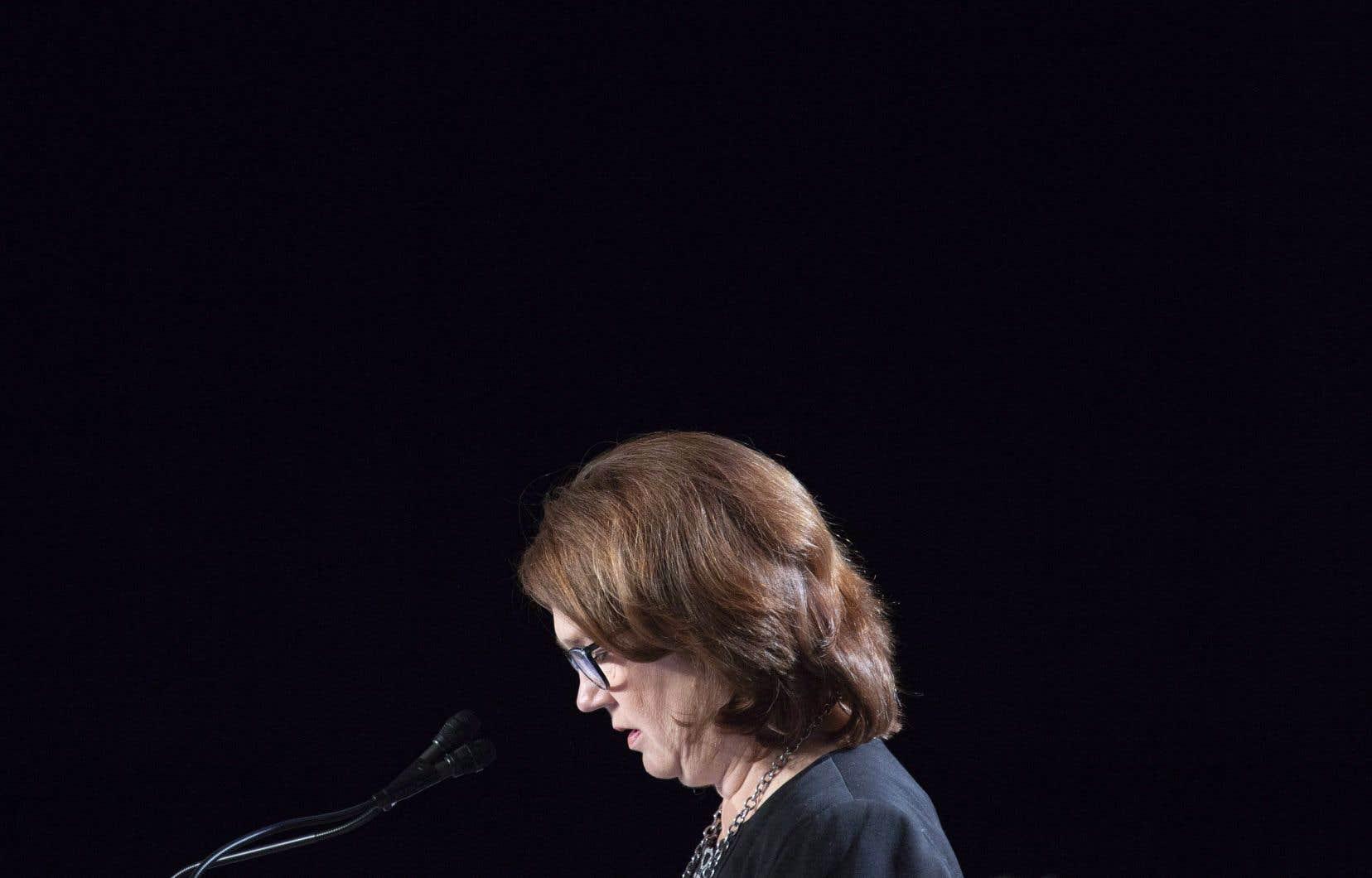 Jane Philpott est considérée comme un des ministres les plus compétents et fiables du cabinet Trudeau.
