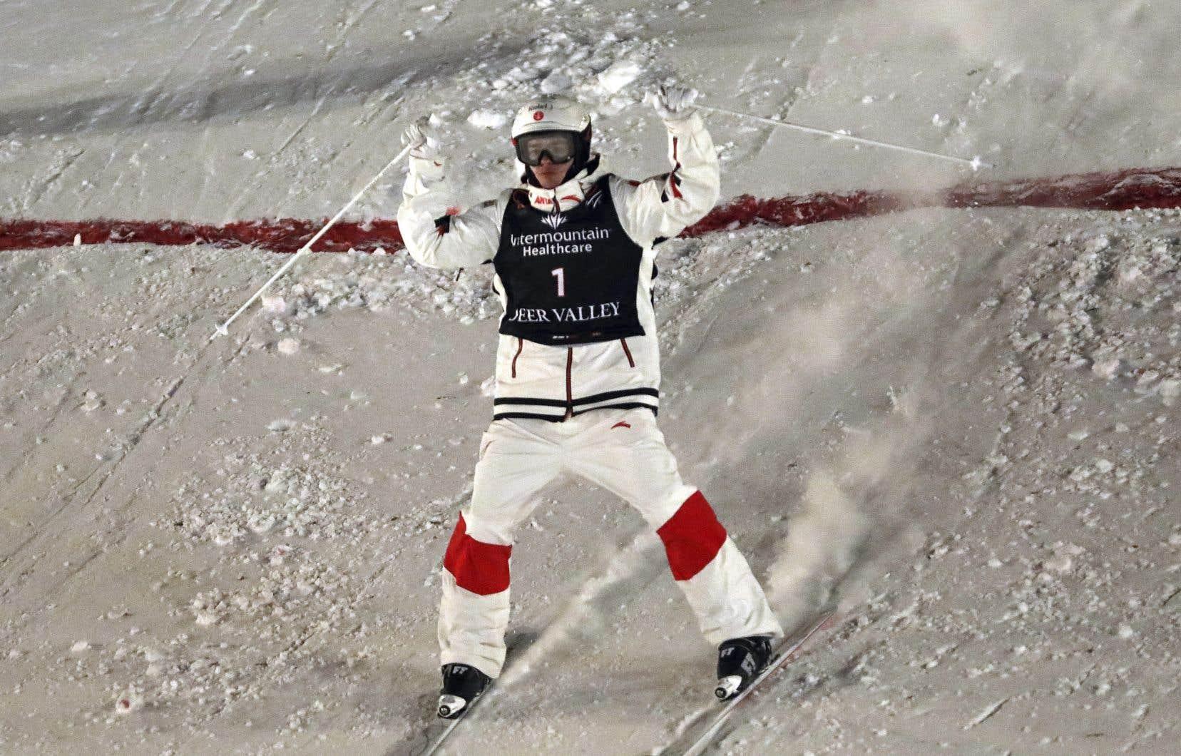 Kingsbury a atteint son principal objectif, celui d'être couronné double champion du monde le mois dernier à Deer Valley.