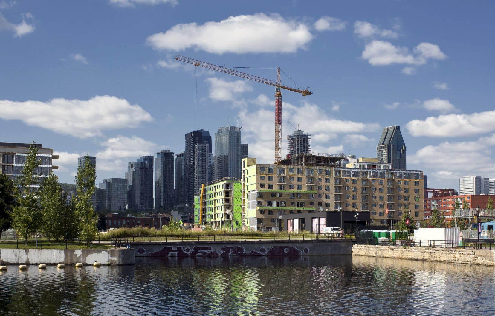 Le secteur du bâtiment au Québec représente 30% de la consommation totale d'énergie et 12% des émissions de GES.