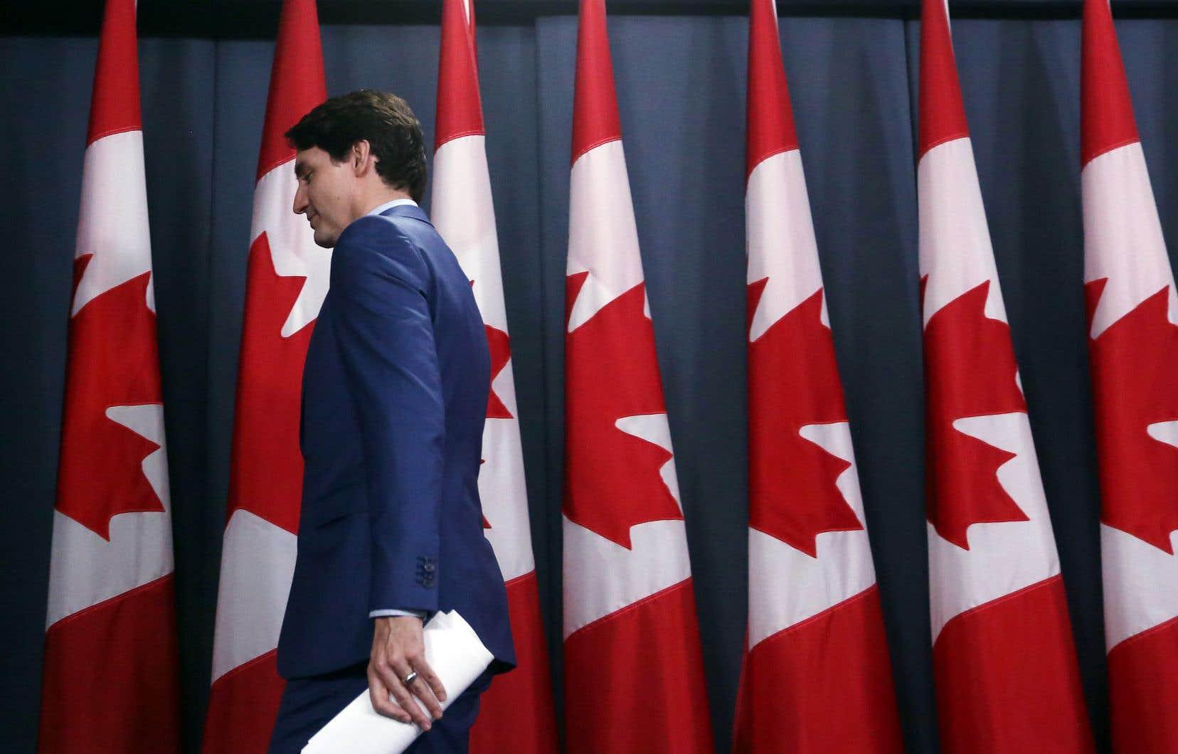 Justin Trudeau a reconnu qu'il avait visiblement mal jaugé les sentiments de l'ancienne ministre Jody Wilson-Raybould dans l'affaire SNC-Lavalin.
