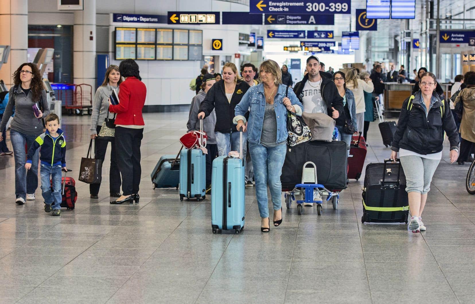 En janvier, le trafic passagers à l'échelle mondiale était en hausse de 6,5% par rapport au mois correspondant de 2018.