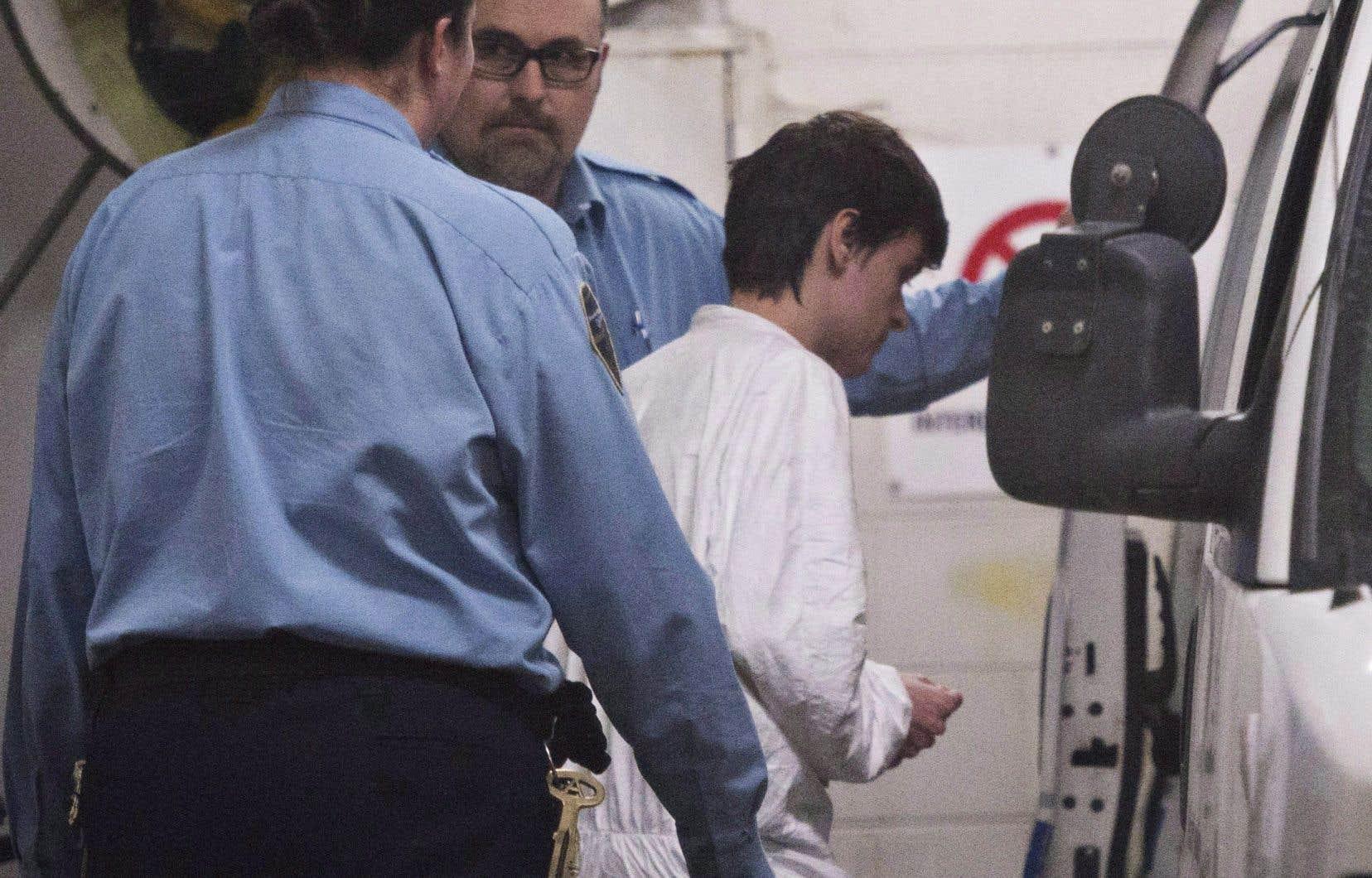Alexandre Bissonnette a été condamné àpeine minimale de 40 ans sans possibilité de libération conditionnelle.