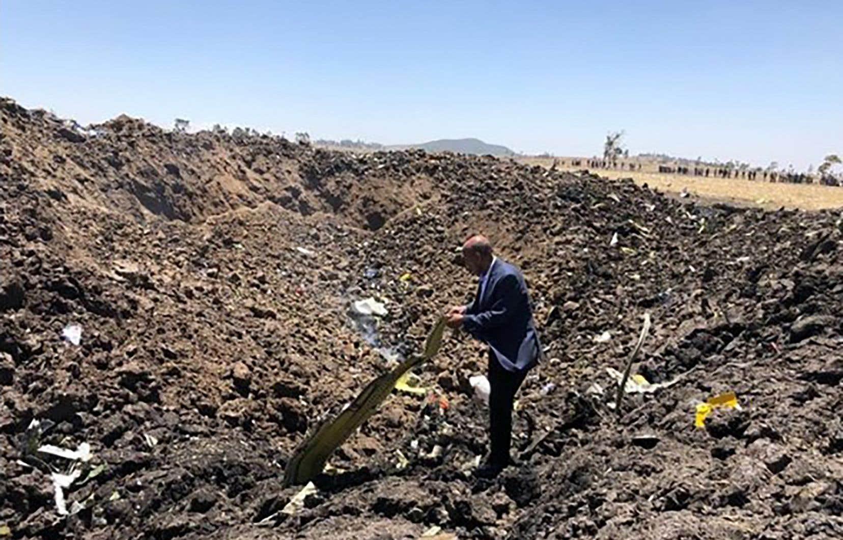Les 157 passagers et membres de l'équipage qui avaient pris place à bord du vol d'Ethiopian Airlines sont morts dimanche, a confirmé la compagnie.