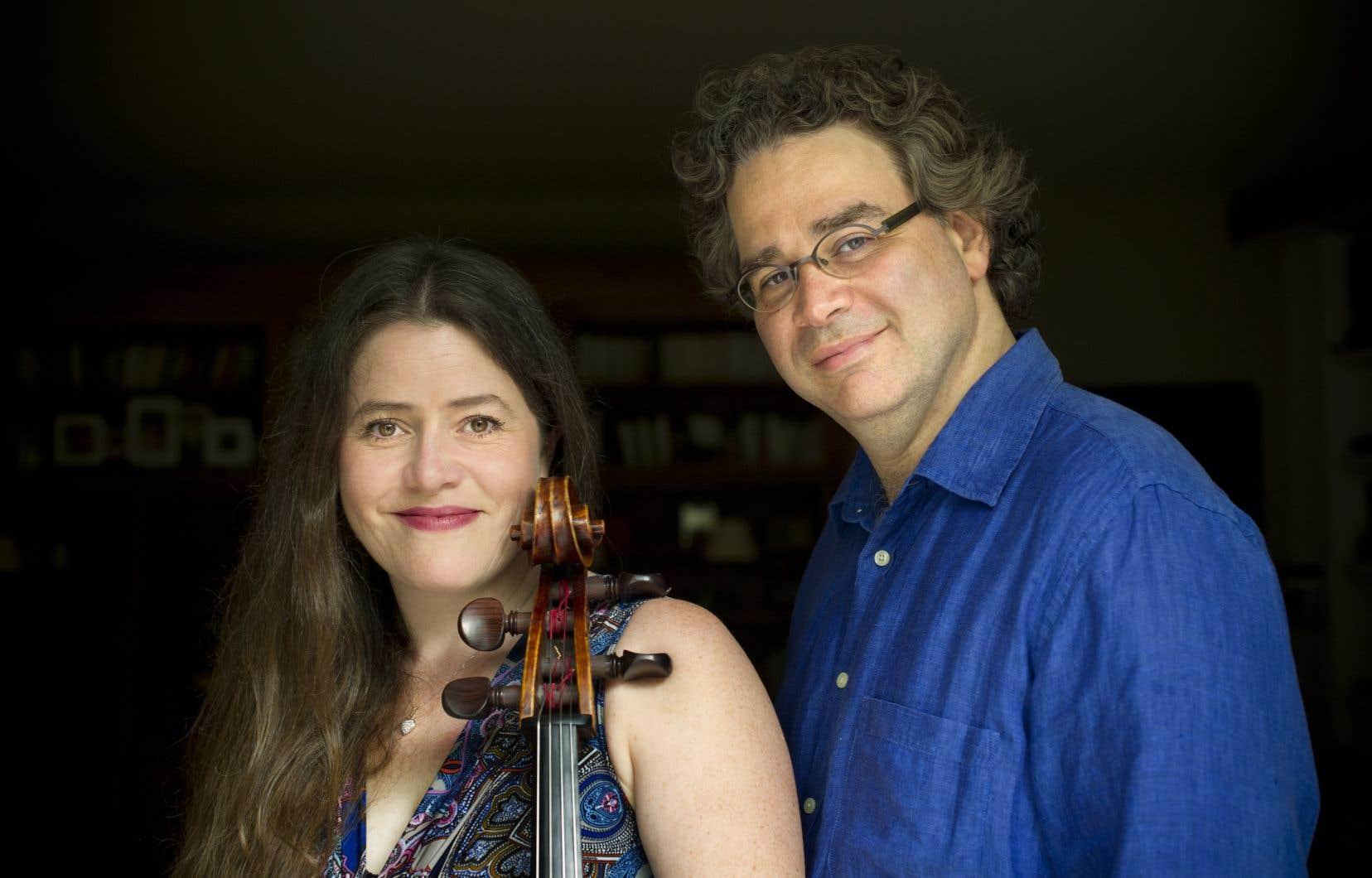 Emmanuelle Bertrand et Pascal Amoyel ont démontré à quel point on peut constituer un récital passionnant autour d'oeuvres rares.