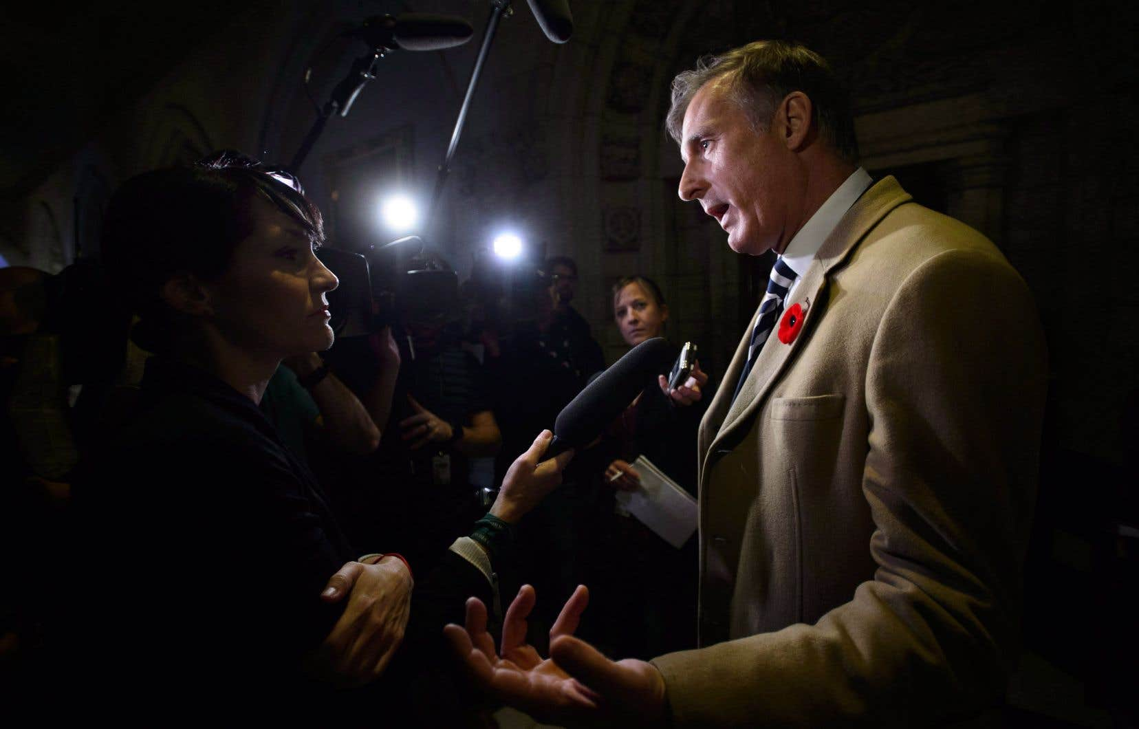 Maxime Bernier a décidé de quitter le navire du Parti conservateur du Canada our fonder sa propre formation, le Parti populaire du Canada.