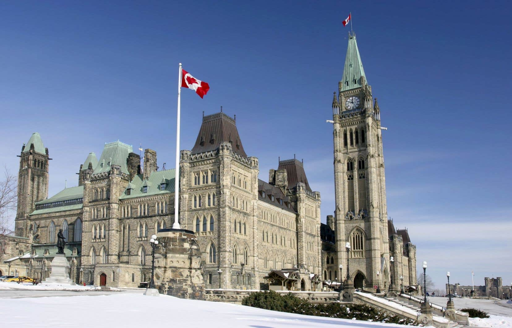 Le parlement canadien