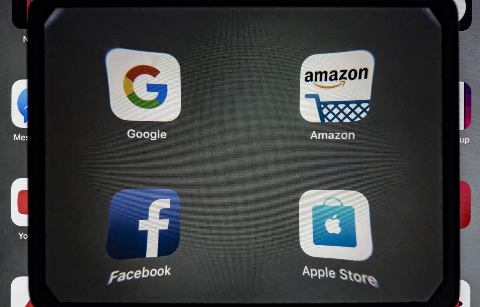 Plusieurs pays ont adopté leur propre version d'une «taxe sur les services numériques», dite taxe GAFA (acronyme pour Google, Amazon, Facebook et Apple).