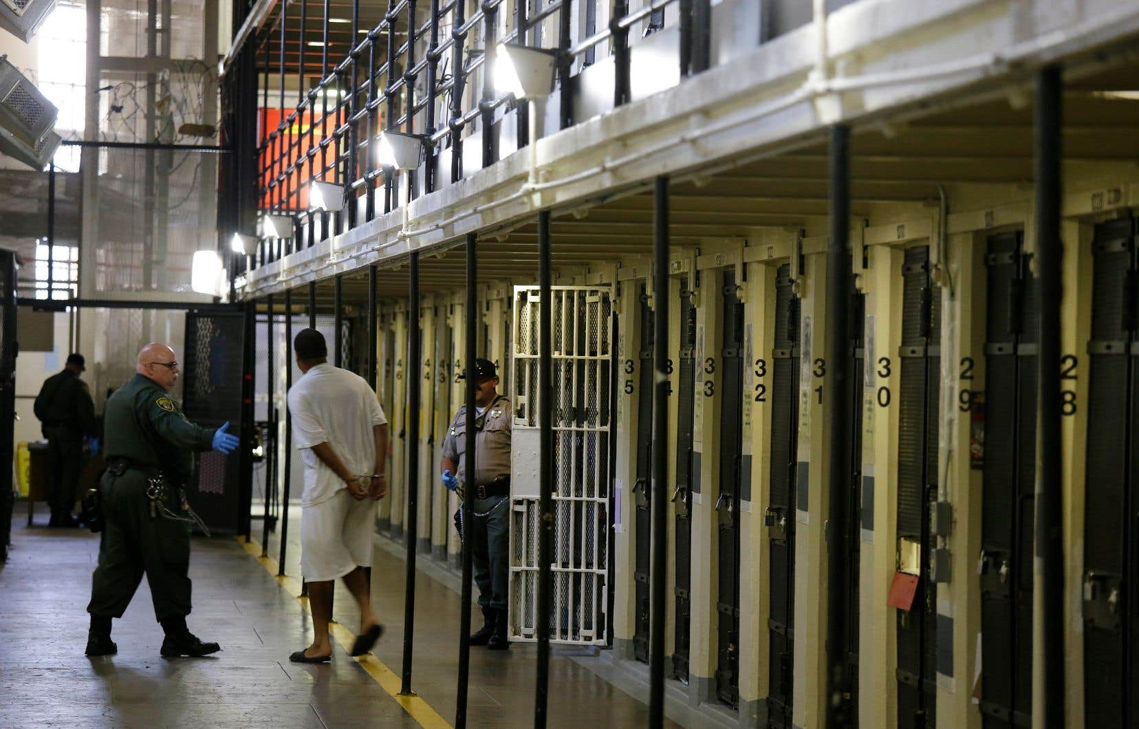 Quelque 737 détenus attendent dans le «couloir de la mort» de la Californie.