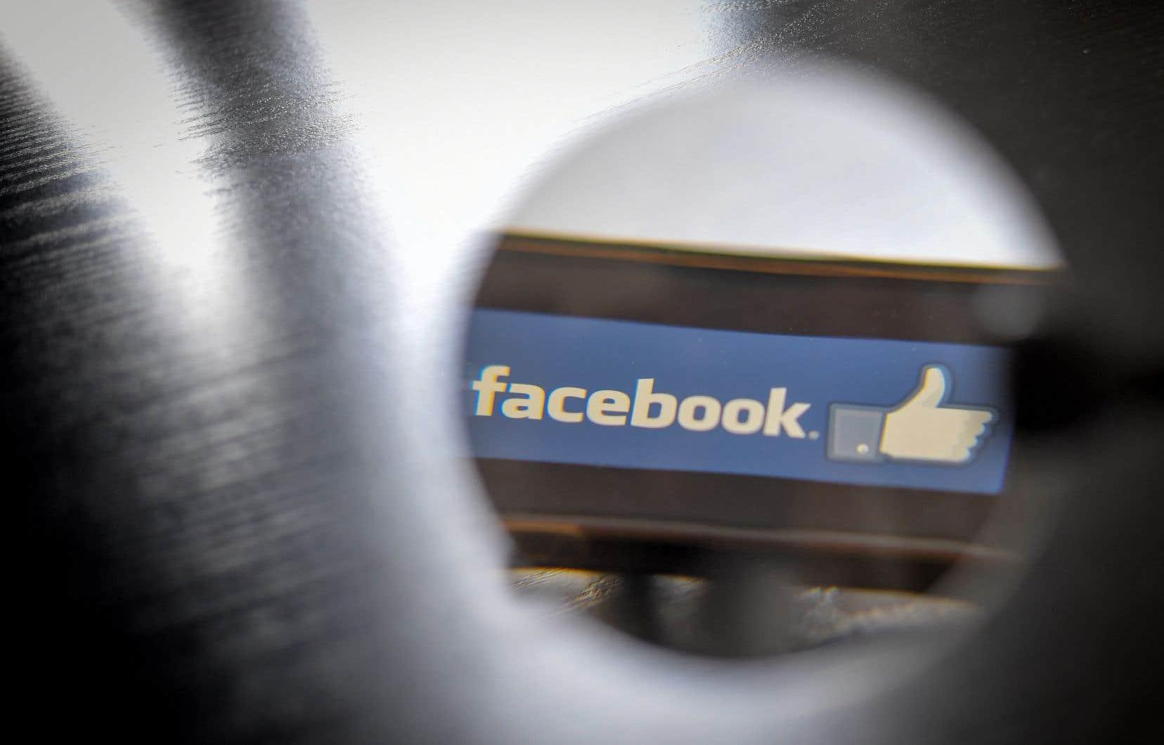 Facebook partage ou a partagé de nombreuses données personnelles avec des entreprises technologiques extérieures, dont les fabricants de smartphones par exemple.