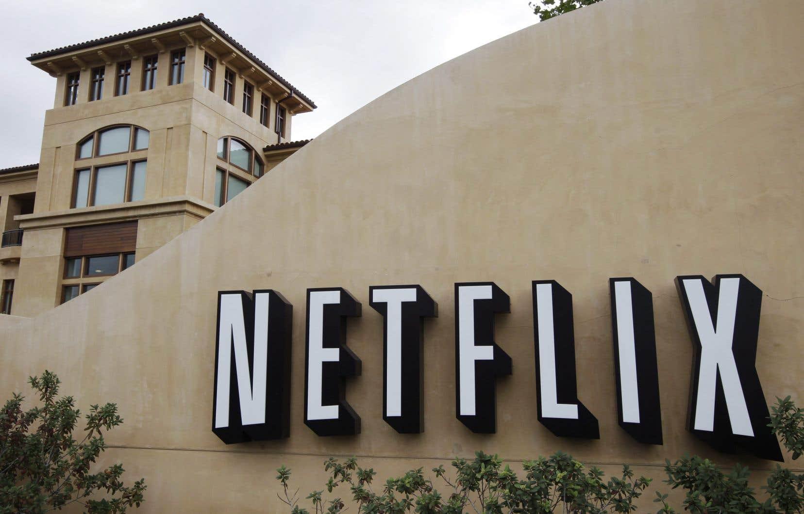 Un porte-parole du géant Netflix a déclaré que la séquence impliquant des images de la tragédie ferroviaire à Mégantic sera remplacée.