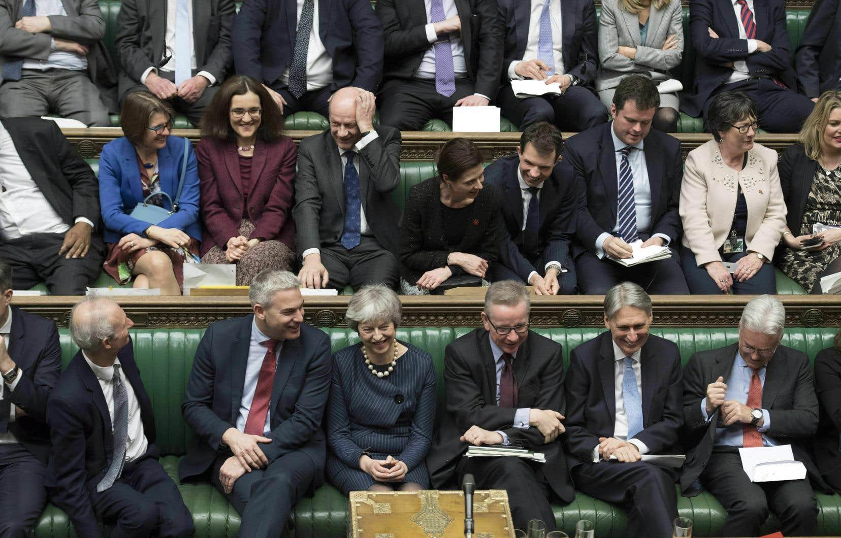 <p>Depuis le début de la semaine, le processus de soustraction du traité d'Union européenne amorcé par le Royaume-Unis'enlise.</p>
