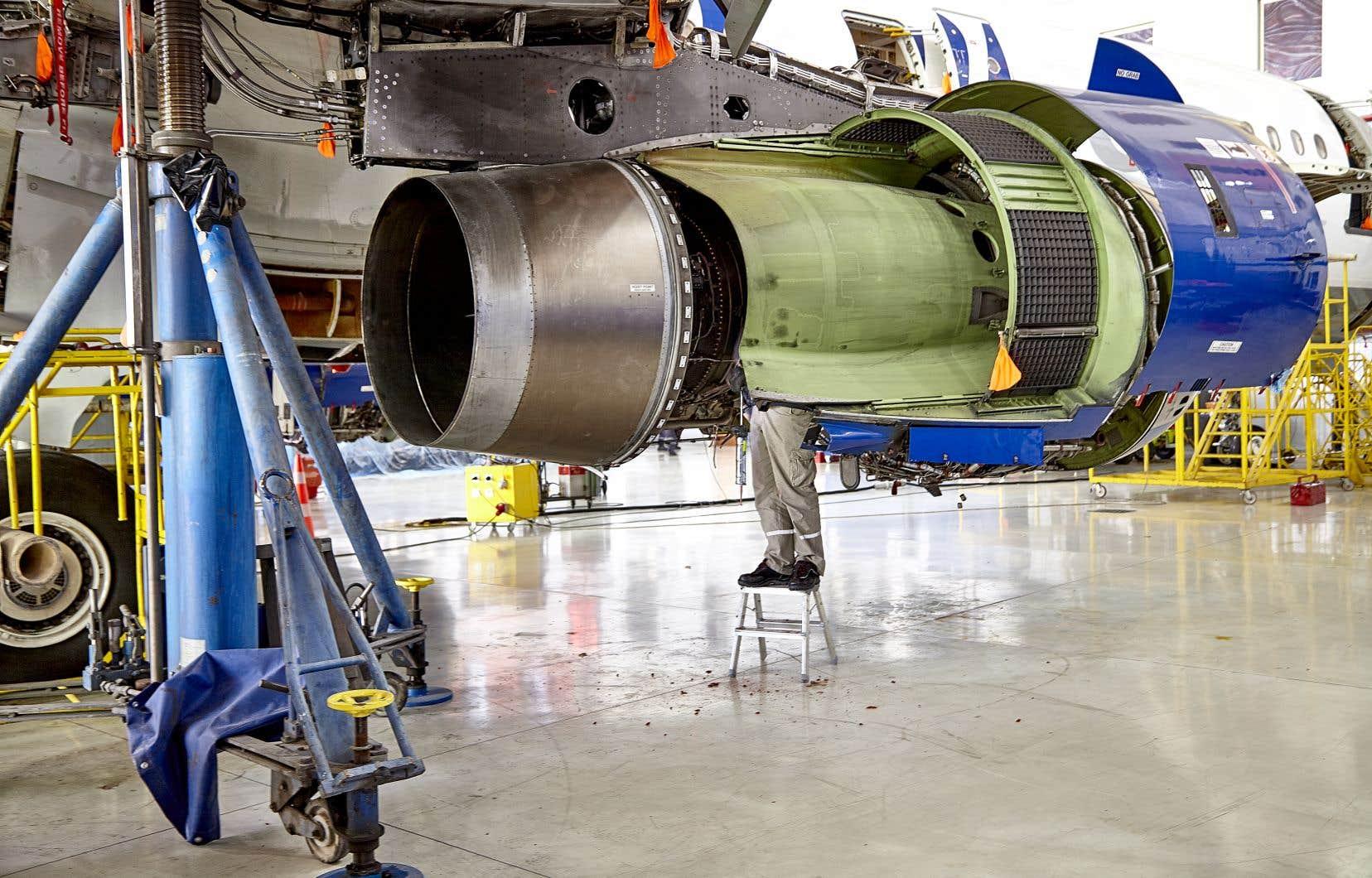 L'industrie aérospatiale québécoise devra pourvoir environ 37000 emplois d'ici 2028, selon les chiffres mis en avant par les partenaires de la campagne.
