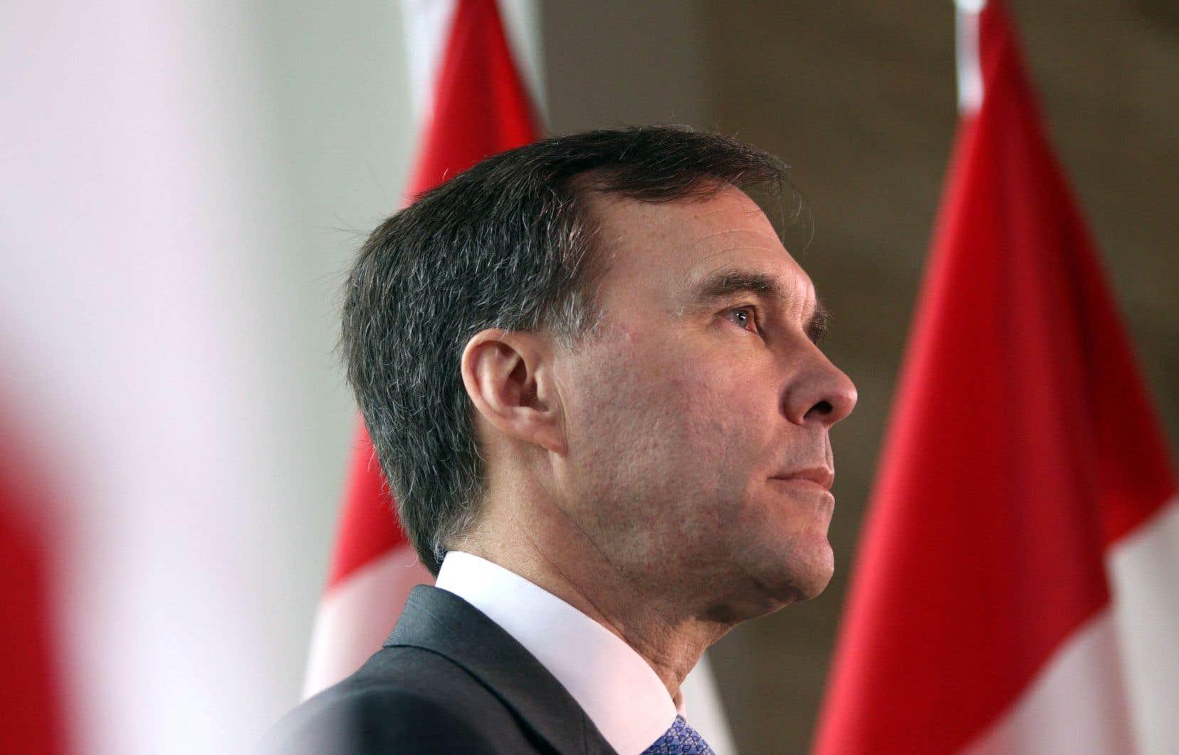 La réforme de la Loi de l'impôt sur le revenu, menée par le ministre des Finances Bill Morneau, n'a pas eu les effets escomptés.